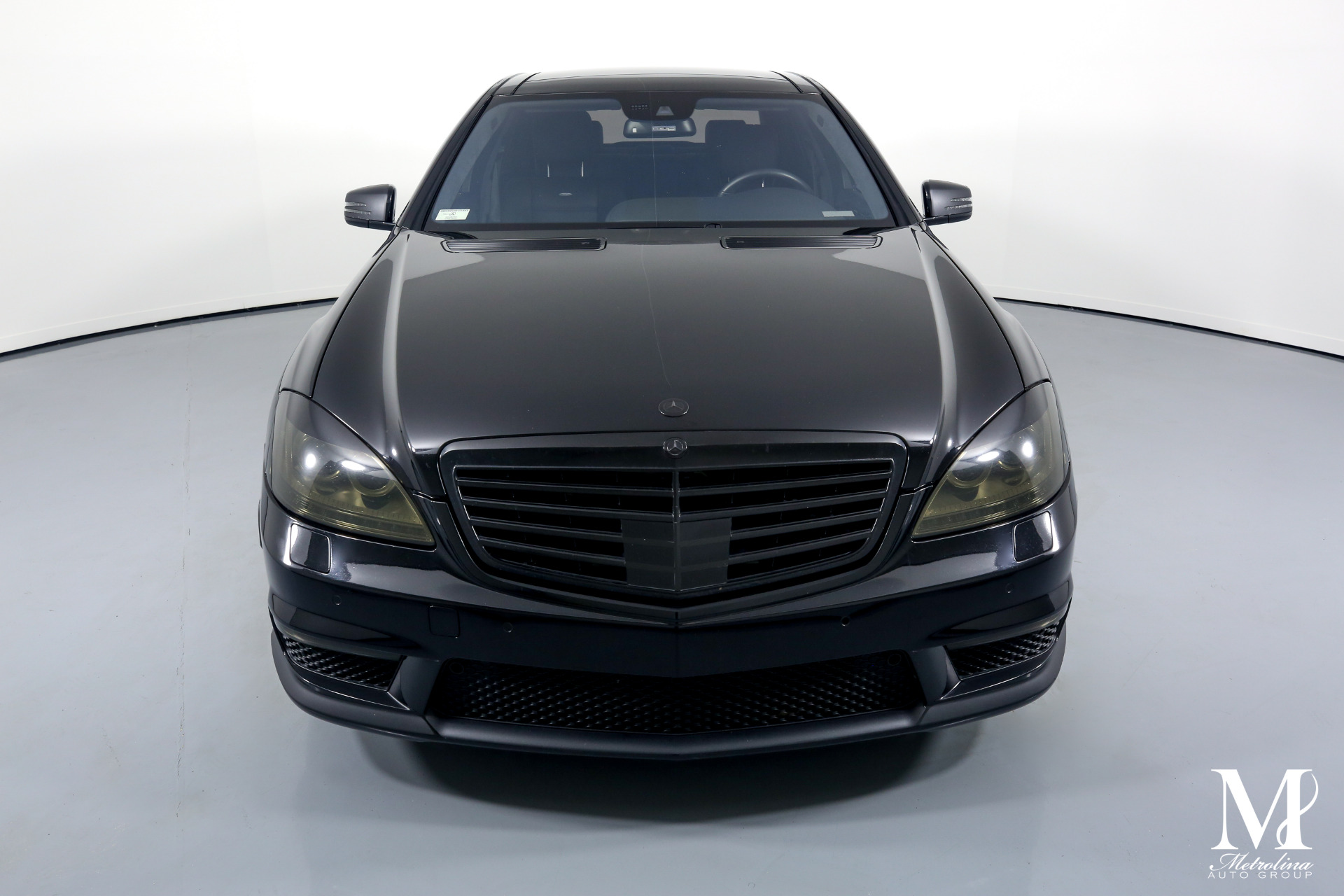 Used 2010 Mercedes-Benz S-Class S 63 AMG for sale $34,996 at Metrolina Auto Group in Charlotte NC 28217 - 3