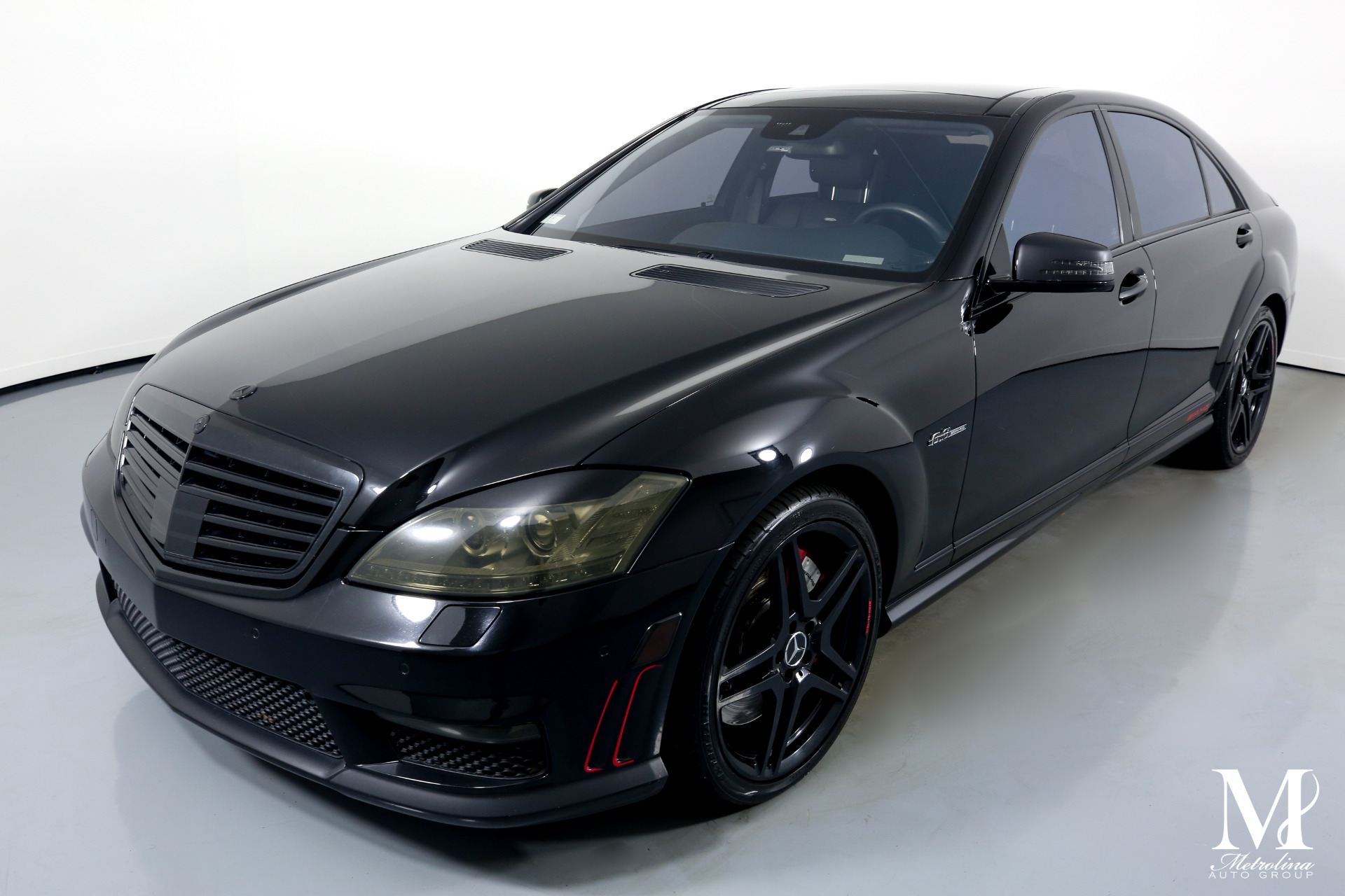 Used 2010 Mercedes-Benz S-Class S 63 AMG for sale $34,996 at Metrolina Auto Group in Charlotte NC 28217 - 4