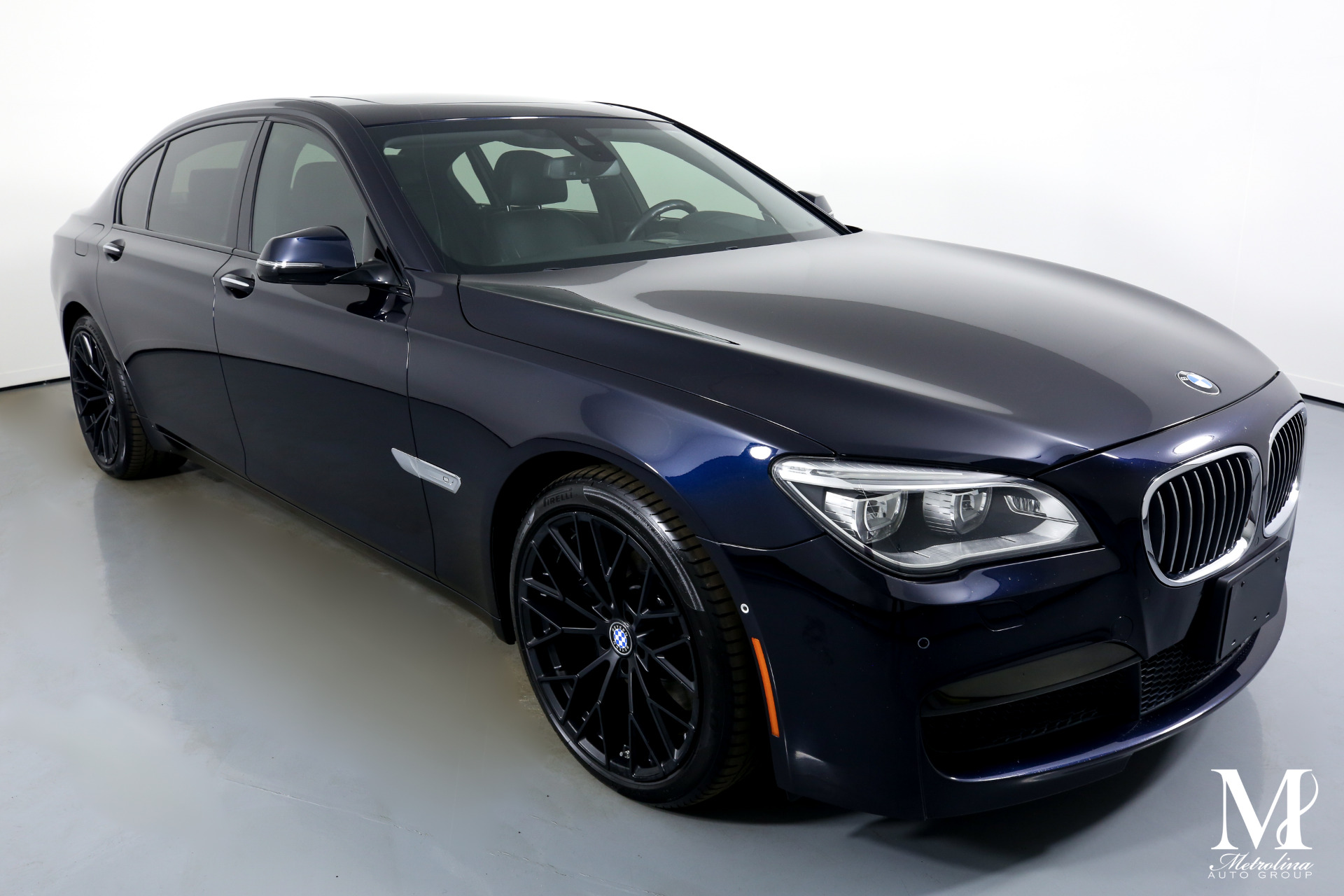 Used 2013 BMW 7 Series 750Li for sale Sold at Metrolina Auto Group in Charlotte NC 28217 - 2