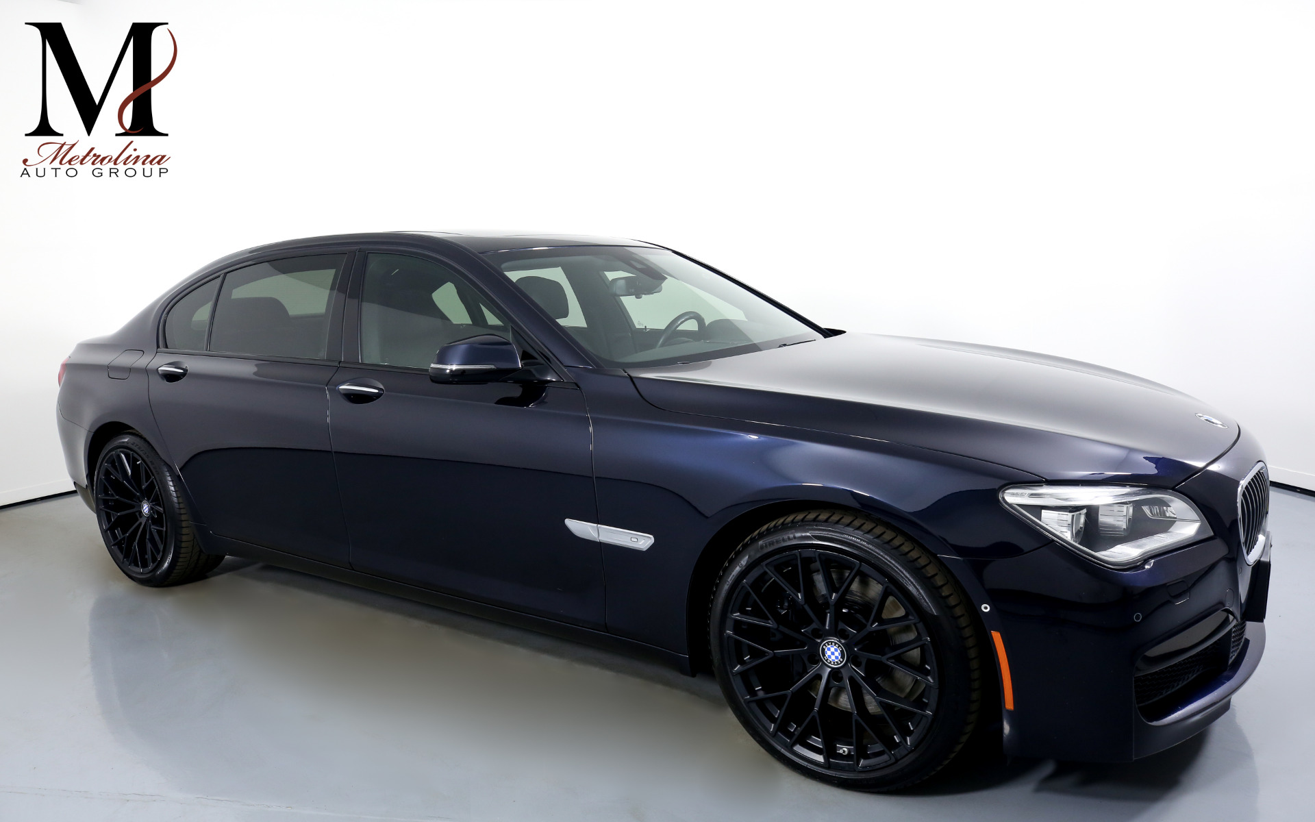 Used 2013 BMW 7 Series 750Li for sale Sold at Metrolina Auto Group in Charlotte NC 28217 - 1