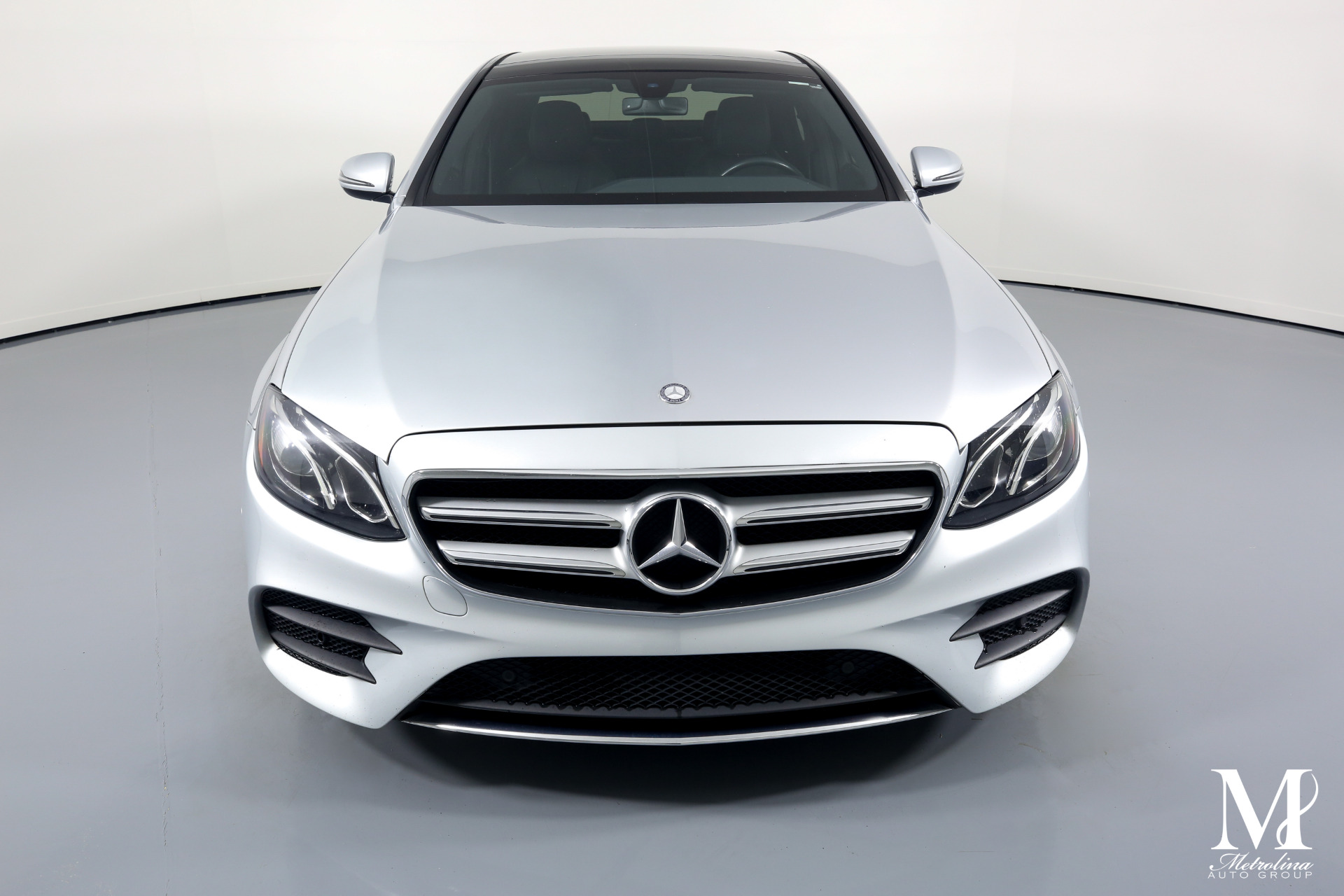Used 2017 Mercedes-Benz E-Class E 300 4MATIC for sale $31,996 at Metrolina Auto Group in Charlotte NC 28217 - 3