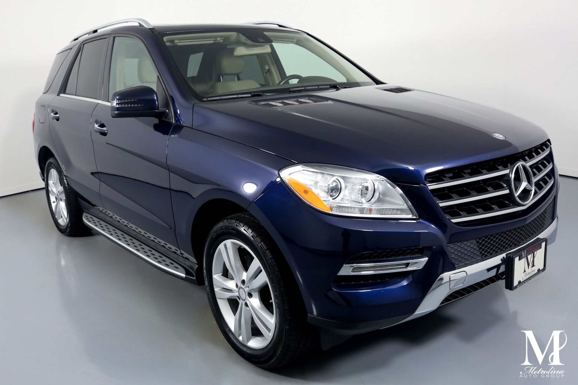 Used 2015 Mercedes-Benz M-Class ML 350 4MATIC for sale $24,996 at Metrolina Auto Group in Charlotte NC 28217 - 2
