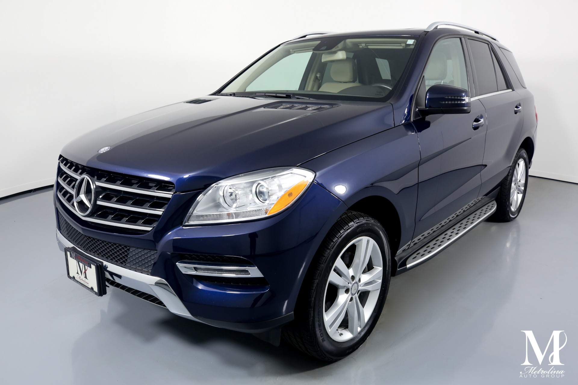 Used 2015 Mercedes-Benz M-Class ML 350 4MATIC for sale $24,996 at Metrolina Auto Group in Charlotte NC 28217 - 4