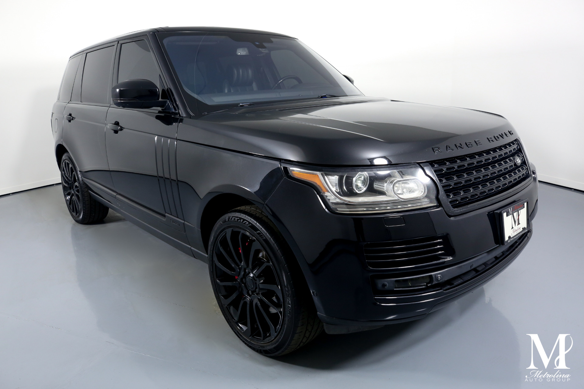 Used 2015 Land Rover Range Rover Autobiography LWB for sale $49,996 at Metrolina Auto Group in Charlotte NC 28217 - 2