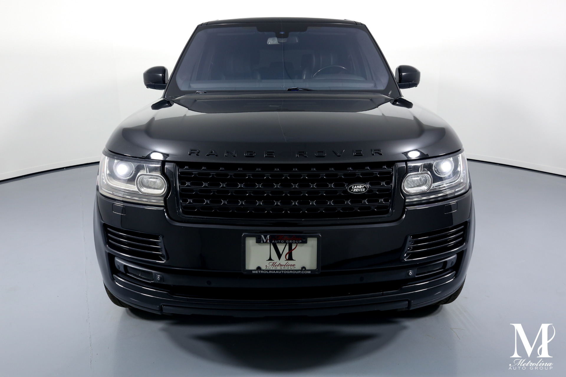 Used 2015 Land Rover Range Rover Autobiography LWB for sale $49,996 at Metrolina Auto Group in Charlotte NC 28217 - 3