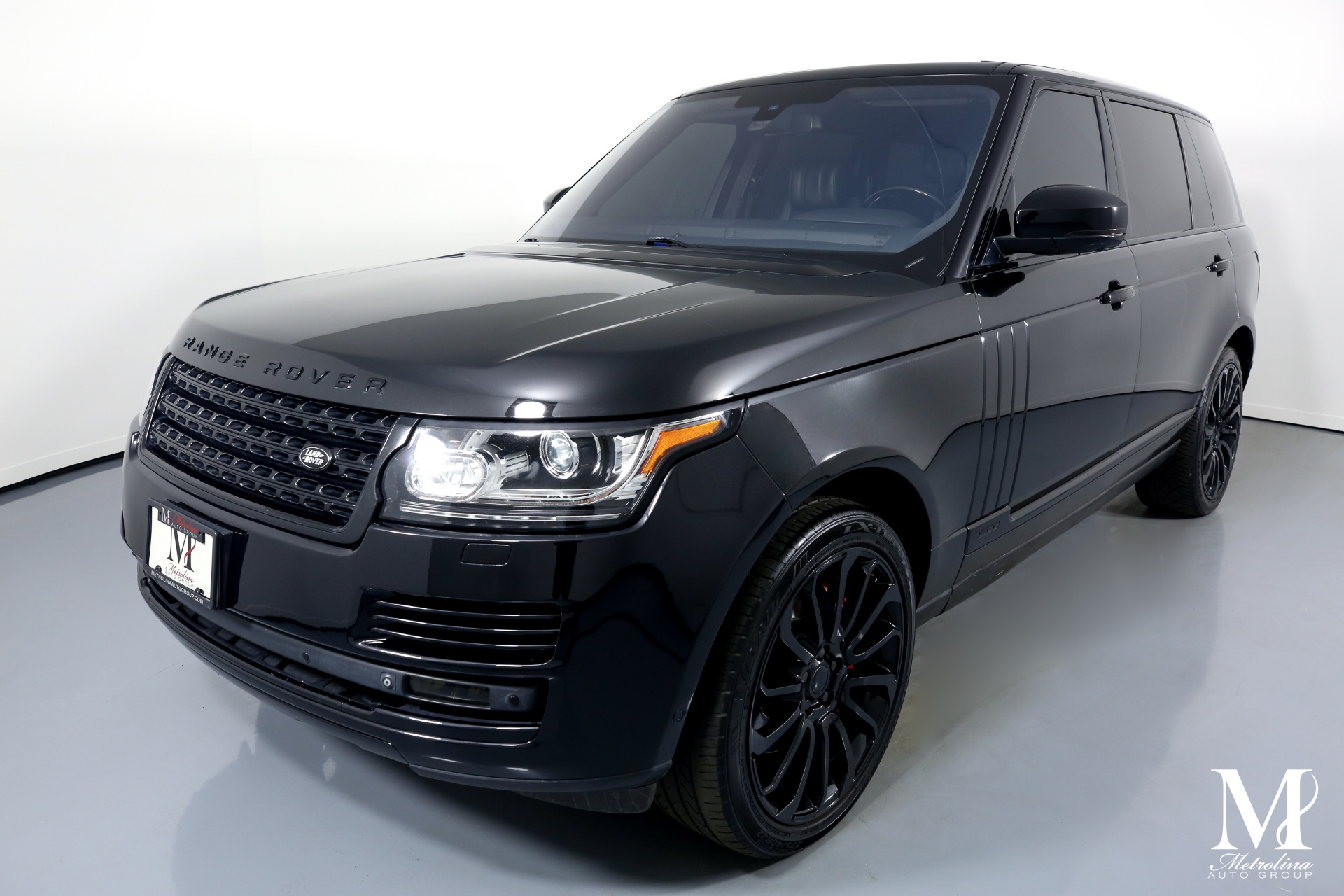 Used 2015 Land Rover Range Rover Autobiography LWB for sale $49,996 at Metrolina Auto Group in Charlotte NC 28217 - 4