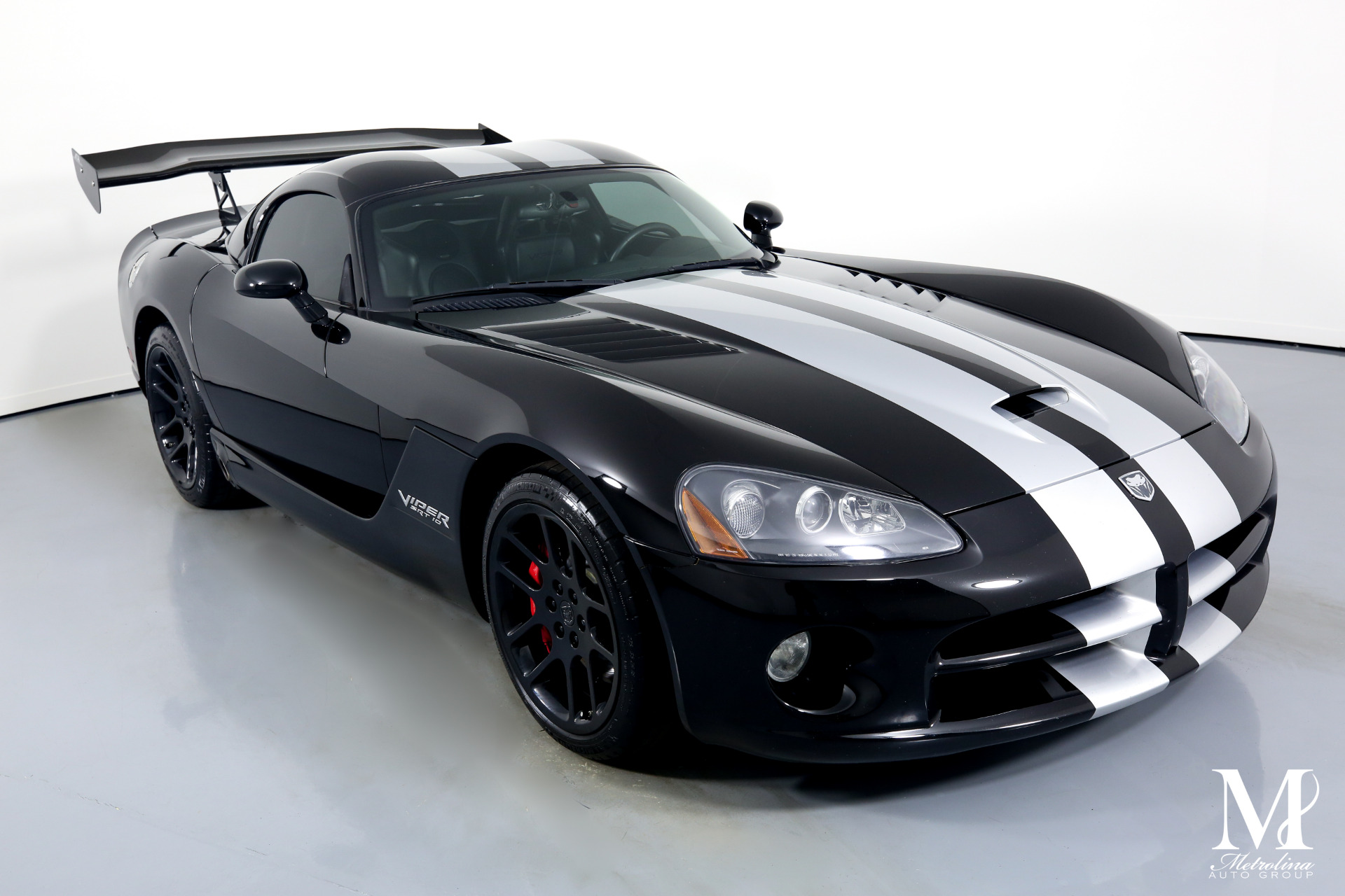 Used 2006 Dodge Viper SRT-10 for sale $64,996 at Metrolina Auto Group in Charlotte NC 28217 - 2