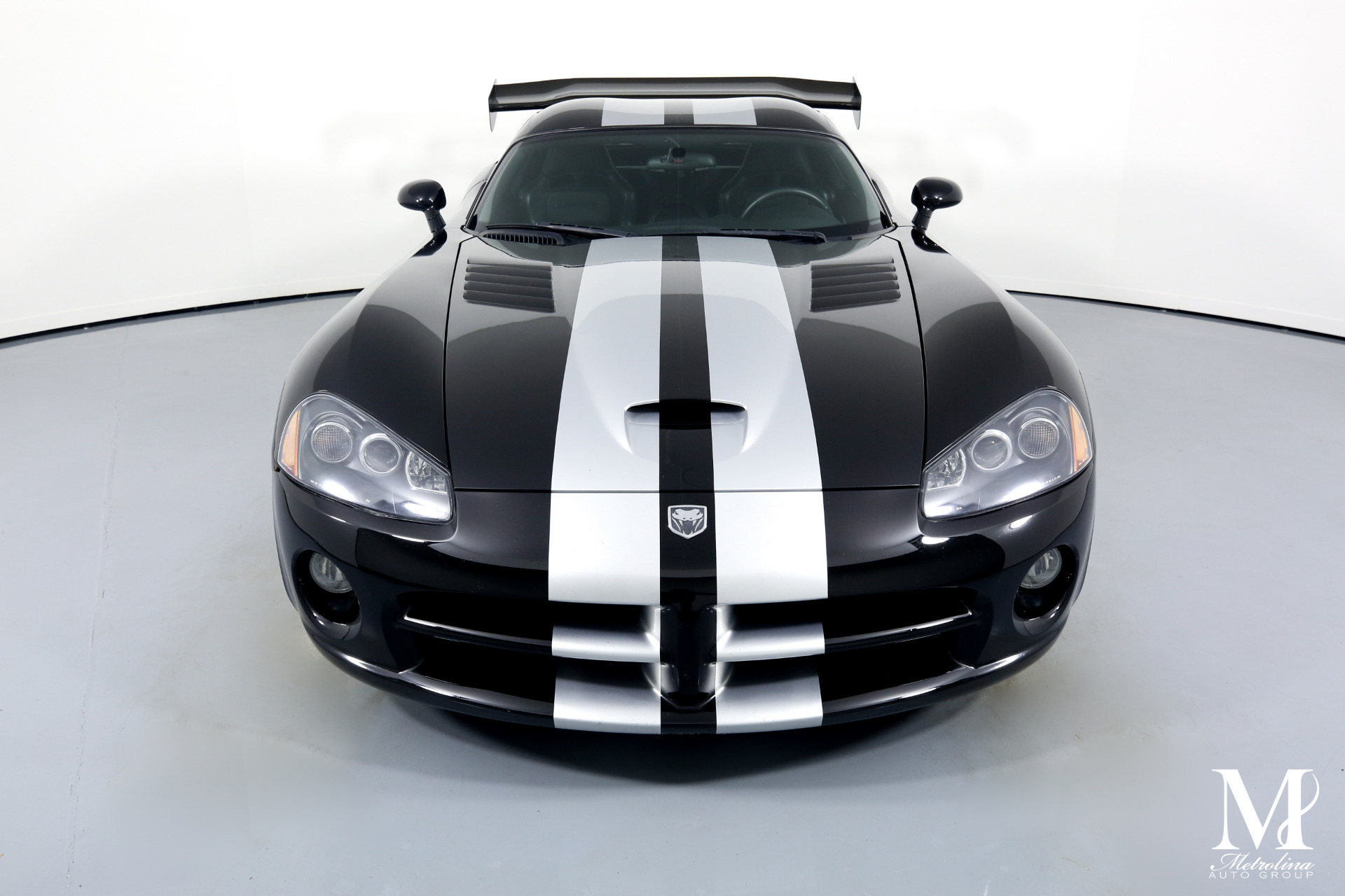 Used 2006 Dodge Viper SRT-10 for sale $64,996 at Metrolina Auto Group in Charlotte NC 28217 - 3