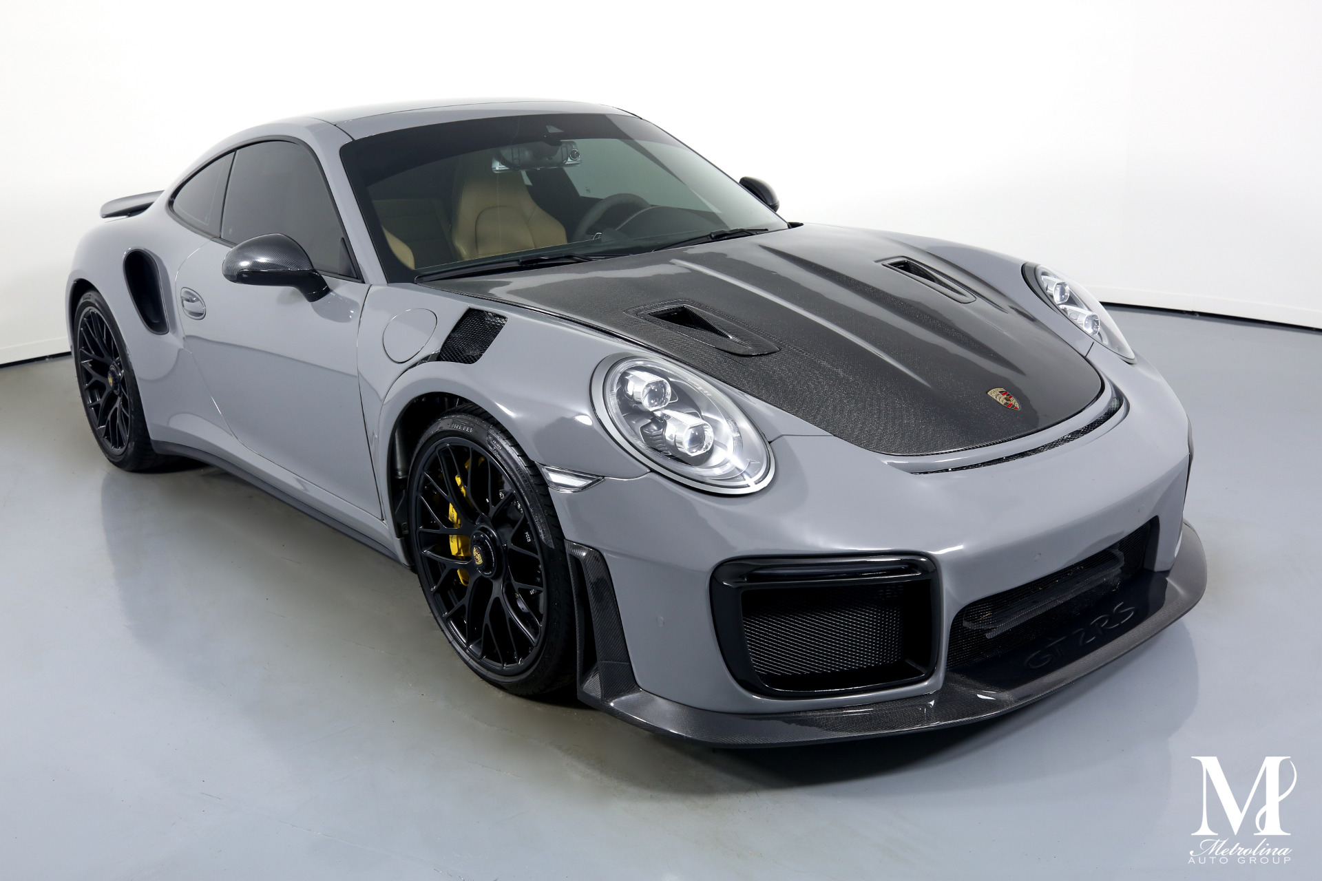 Used 2014 Porsche 911 Turbo S for sale Call for price at Metrolina Auto Group in Charlotte NC 28217 - 2