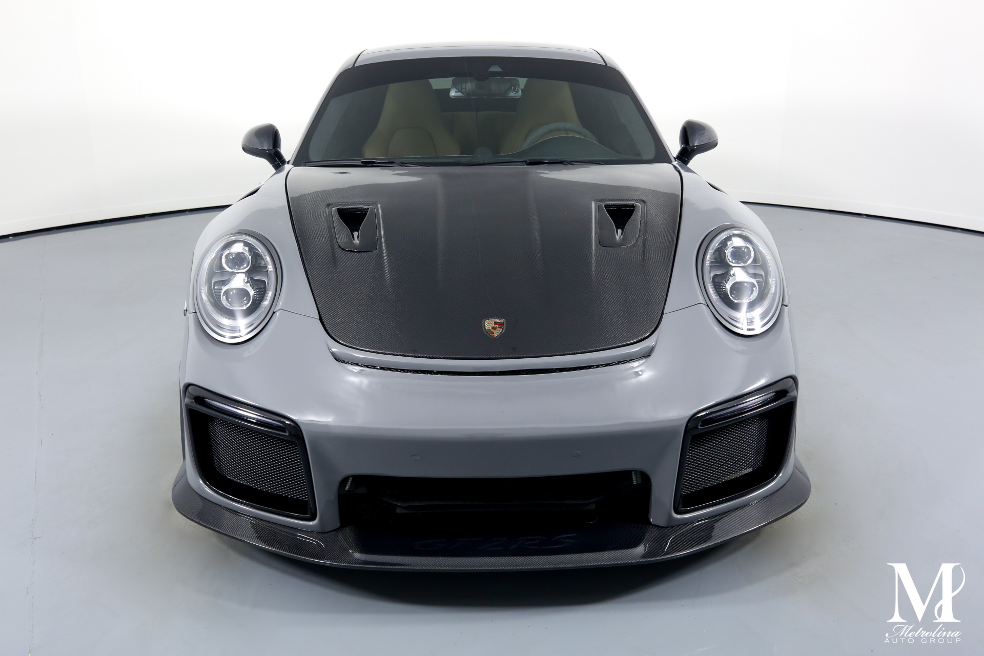 Used 2014 Porsche 911 Turbo S for sale Call for price at Metrolina Auto Group in Charlotte NC 28217 - 3