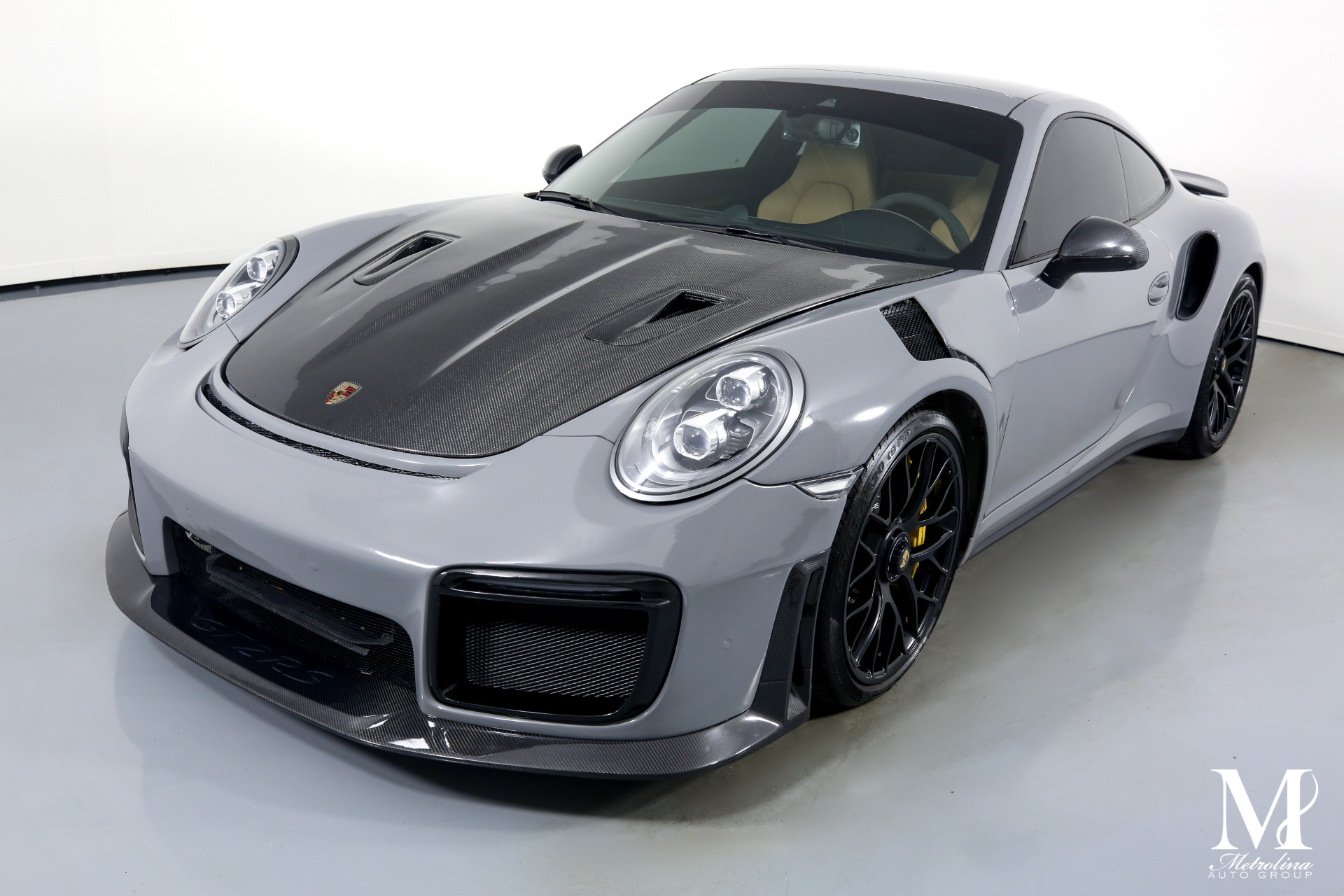 Used 2014 Porsche 911 Turbo S for sale Call for price at Metrolina Auto Group in Charlotte NC 28217 - 4