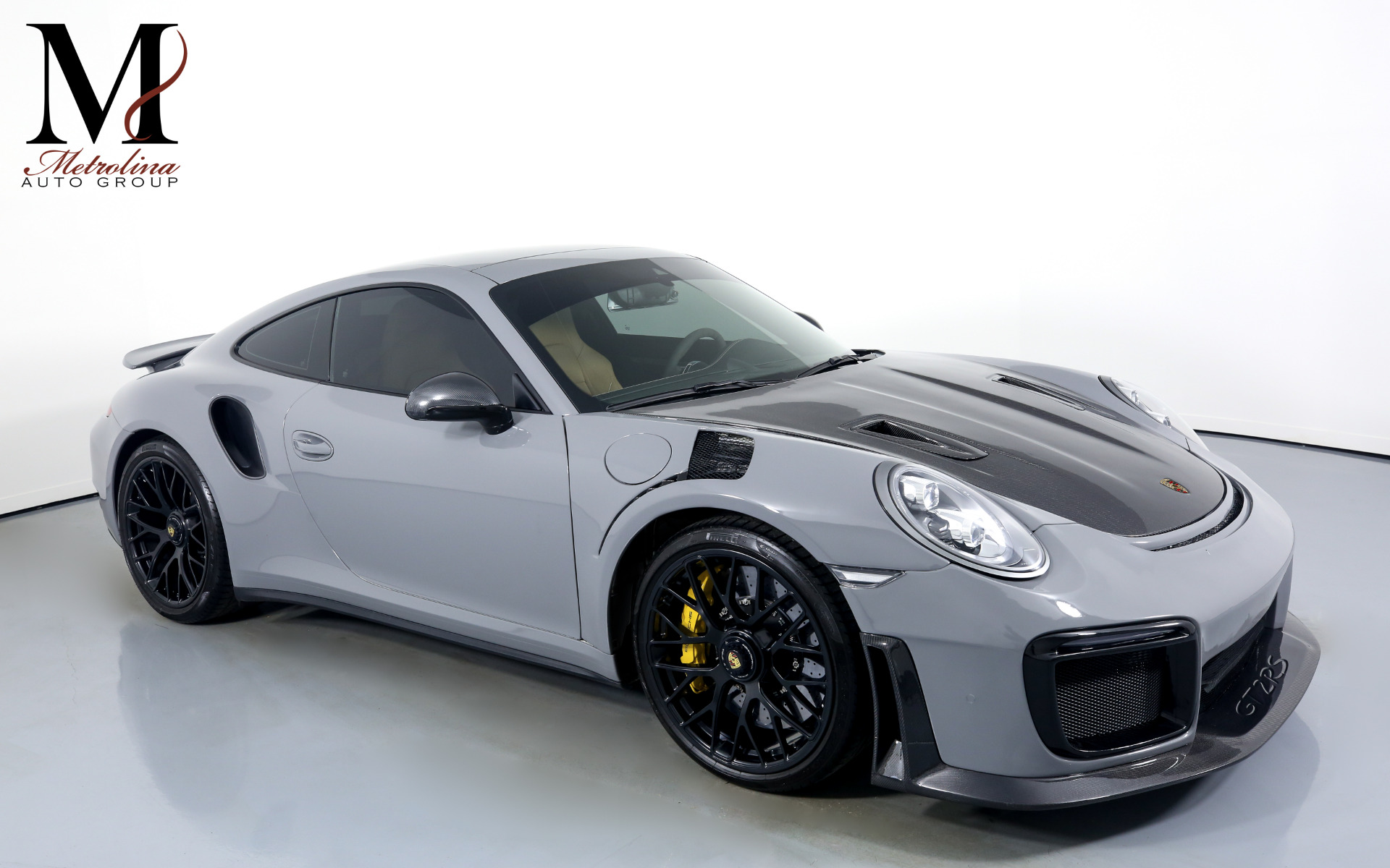 Used 2014 Porsche 911 Turbo S for sale Call for price at Metrolina Auto Group in Charlotte NC 28217 - 1
