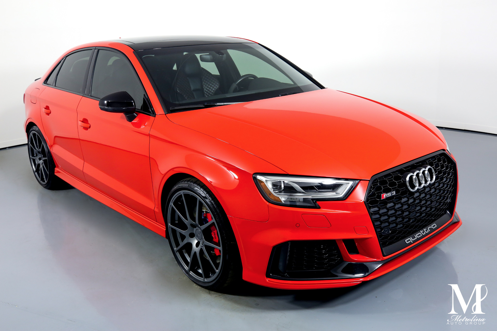 Used 2018 Audi RS 3 2.5T quattro for sale Call for price at Metrolina Auto Group in Charlotte NC 28217 - 2