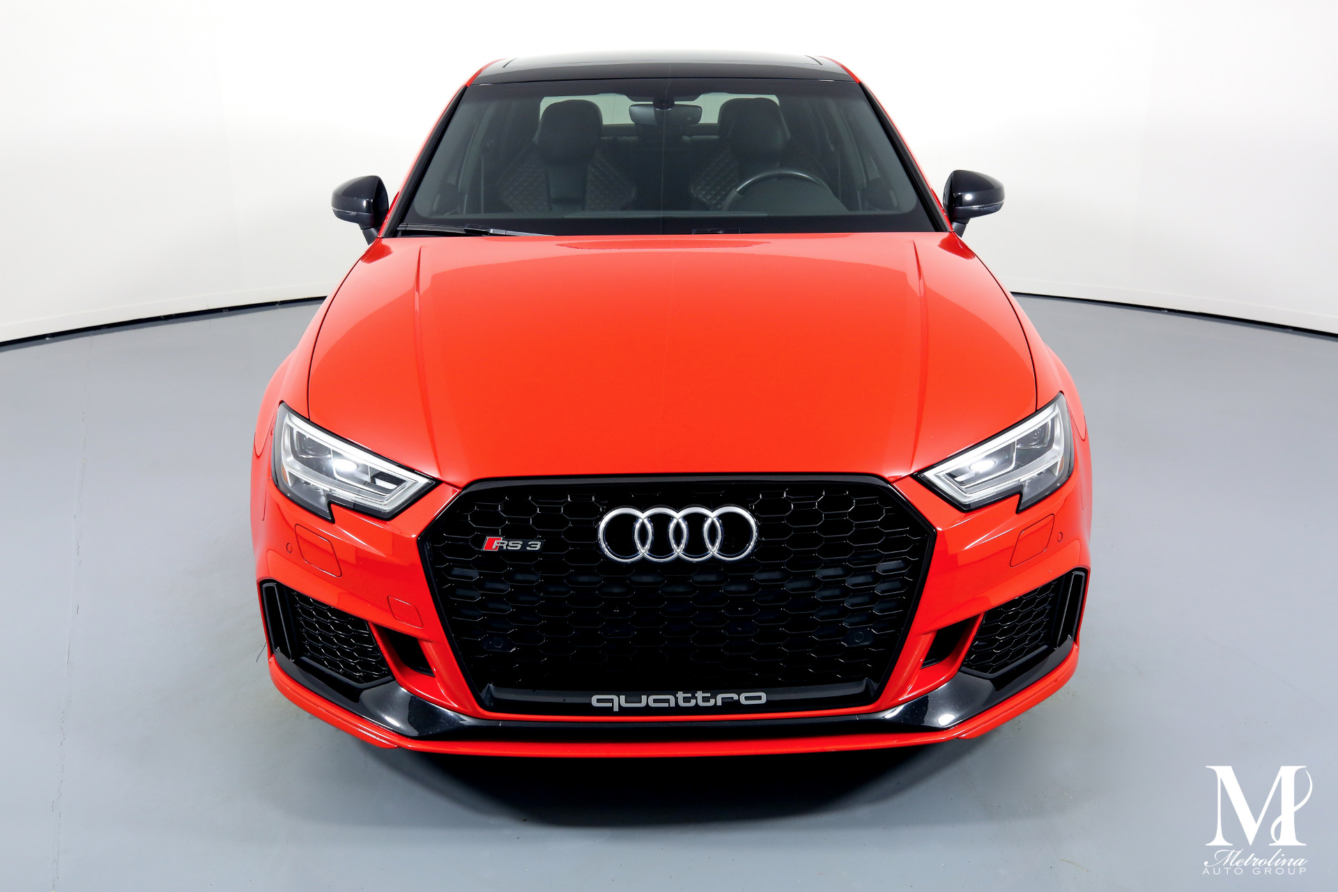 Used 2018 Audi RS 3 2.5T quattro for sale Call for price at Metrolina Auto Group in Charlotte NC 28217 - 3