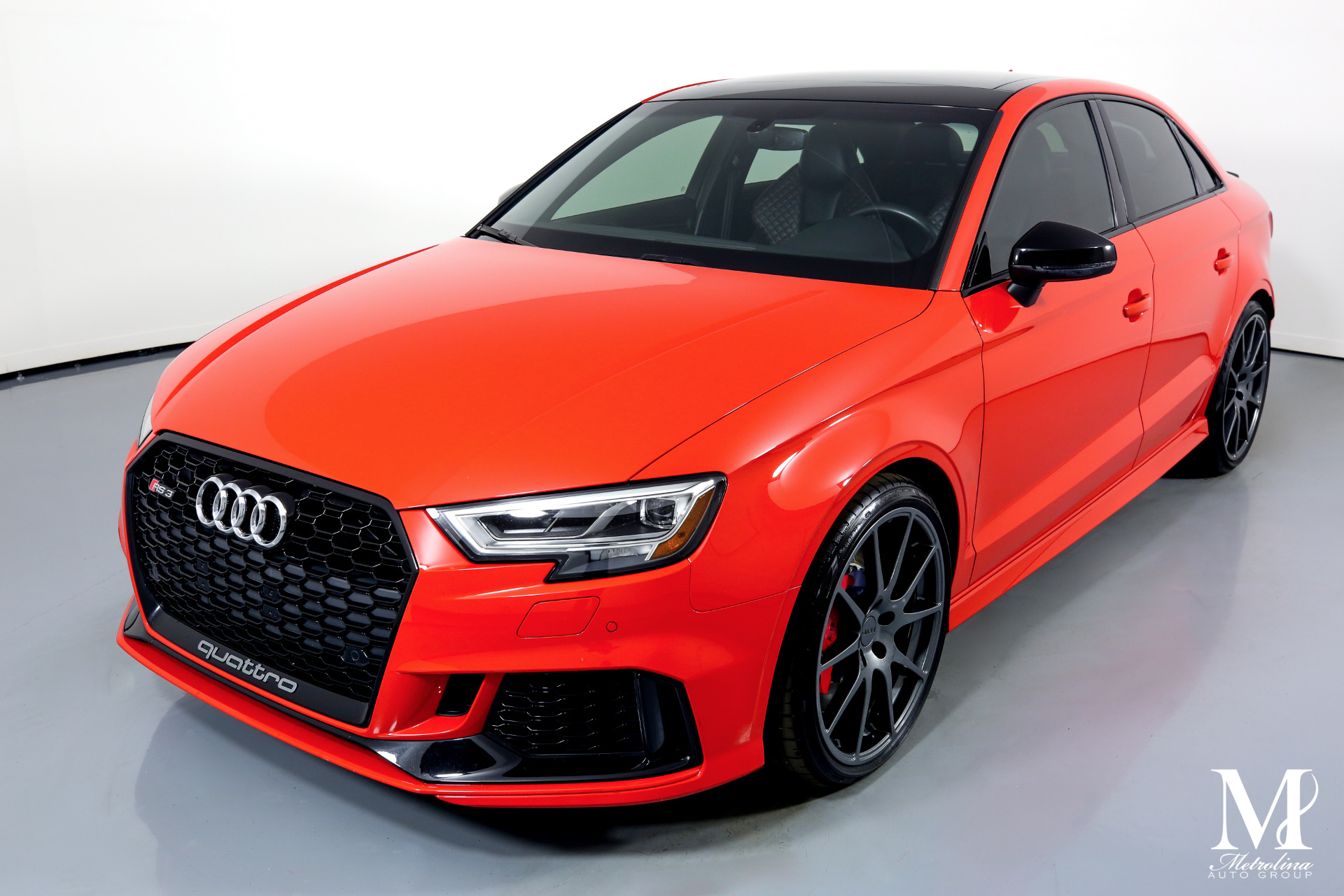 Used 2018 Audi RS 3 2.5T quattro for sale Call for price at Metrolina Auto Group in Charlotte NC 28217 - 4
