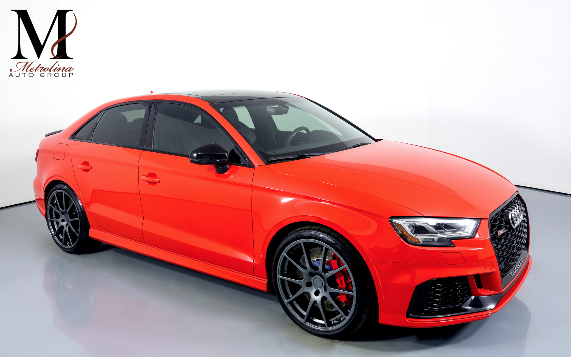Used 2018 Audi RS 3 2.5T quattro for sale Call for price at Metrolina Auto Group in Charlotte NC 28217 - 1