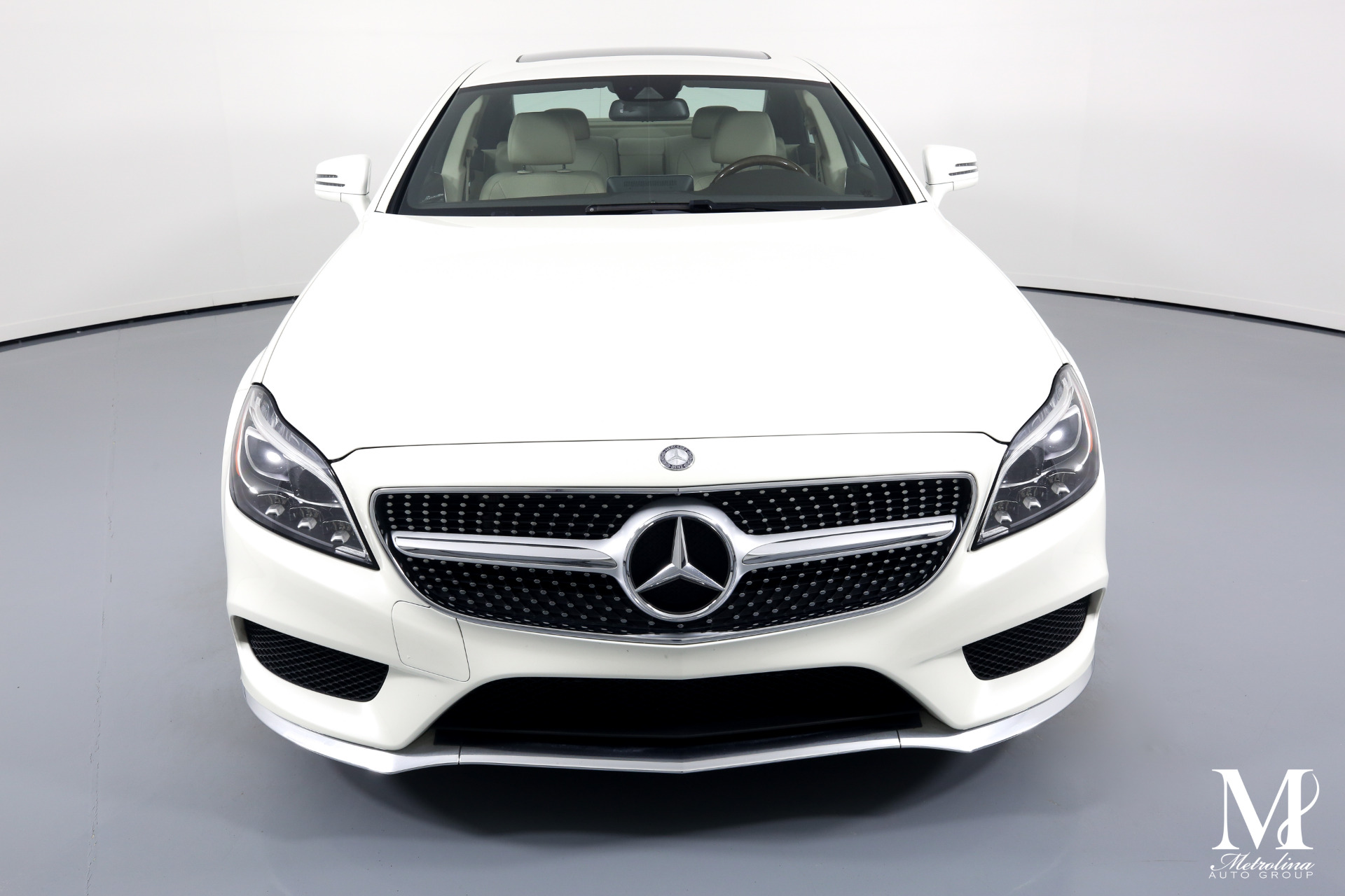 Used 2016 Mercedes-Benz CLS CLS 400 for sale $33,996 at Metrolina Auto Group in Charlotte NC 28217 - 3