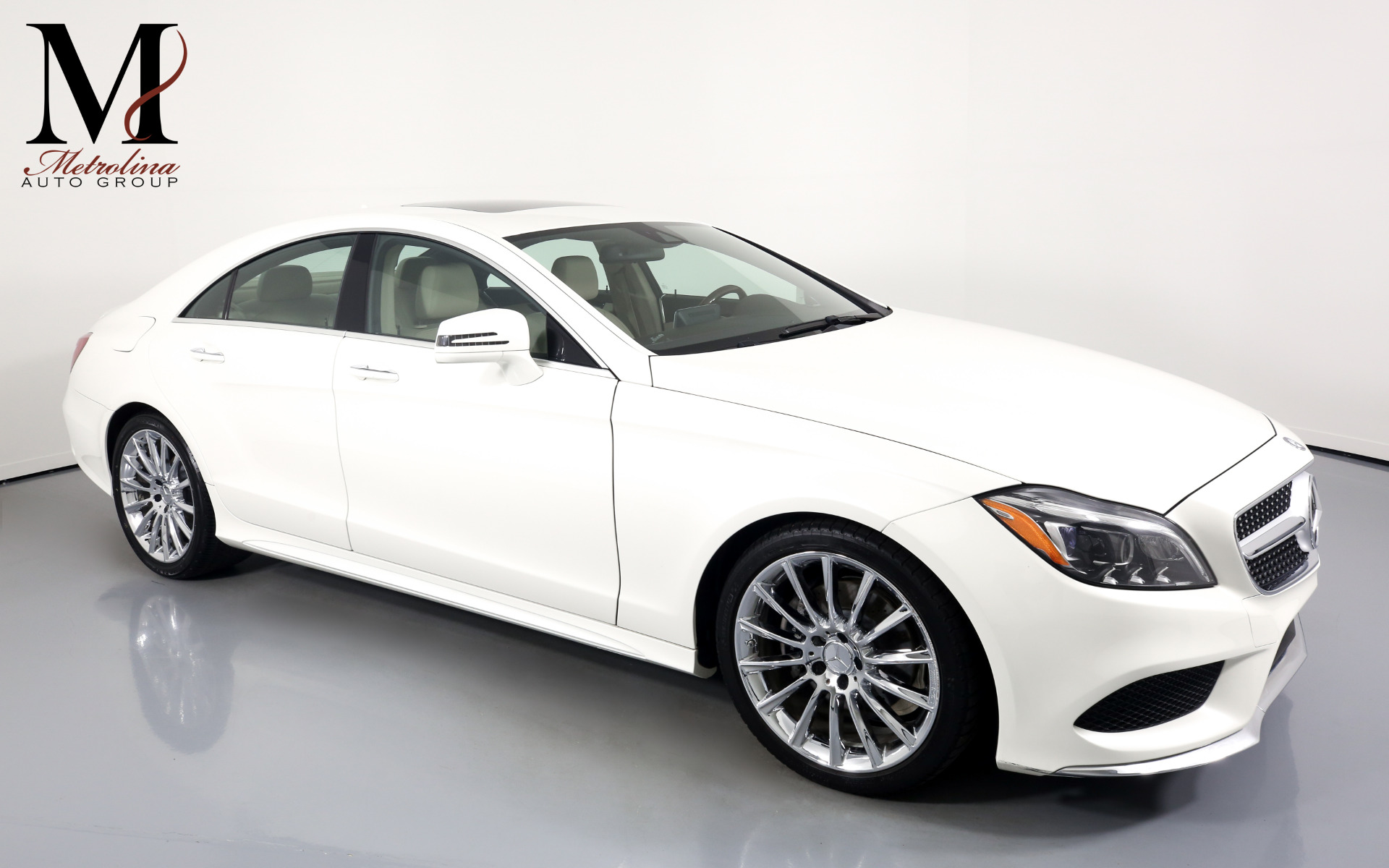 Used 2016 Mercedes-Benz CLS CLS 400 for sale $33,996 at Metrolina Auto Group in Charlotte NC 28217 - 1