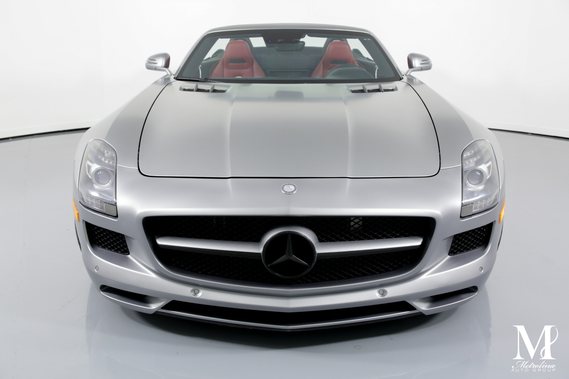 Used 2012 Mercedes-Benz SLS AMG for sale $139,996 at Metrolina Auto Group in Charlotte NC 28217 - 4