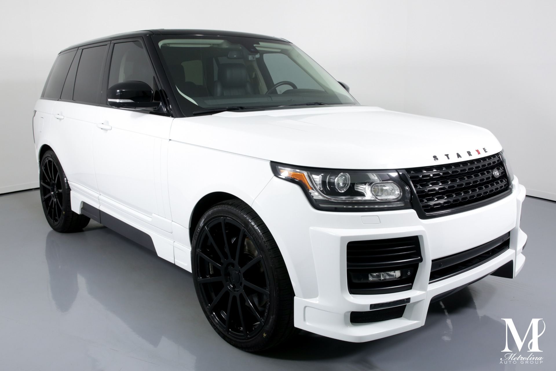 Used 2013 Land Rover Range Rover HSE for sale $69,996 at Metrolina Auto Group in Charlotte NC 28217 - 2