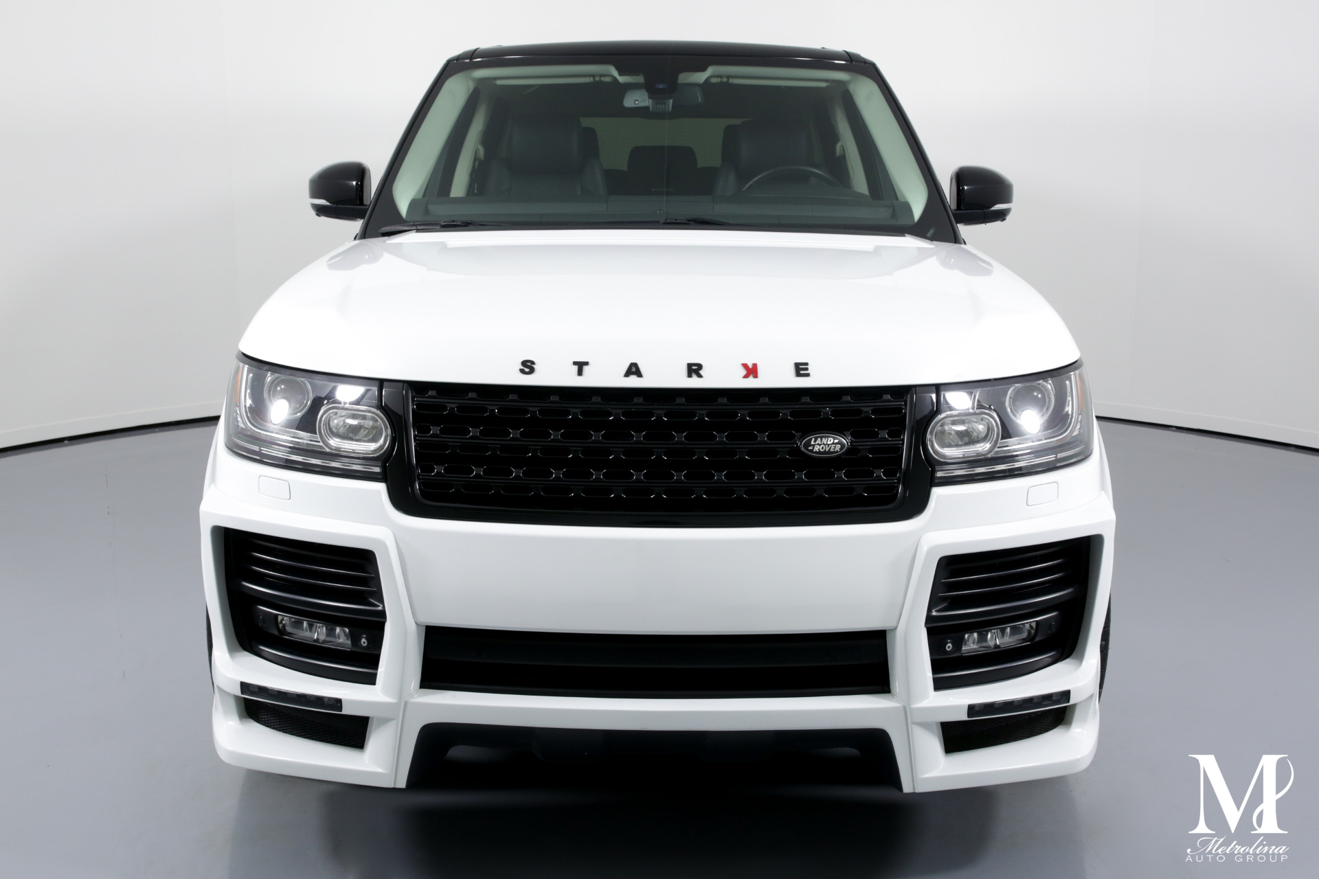 Used 2013 Land Rover Range Rover HSE for sale $69,996 at Metrolina Auto Group in Charlotte NC 28217 - 3