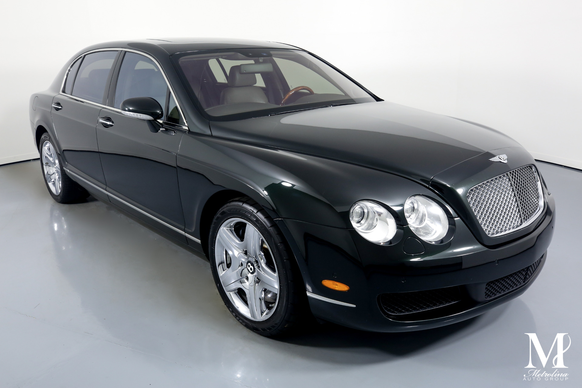 Used 2006 Bentley Continental Flying Spur for sale $37,996 at Metrolina Auto Group in Charlotte NC 28217 - 2