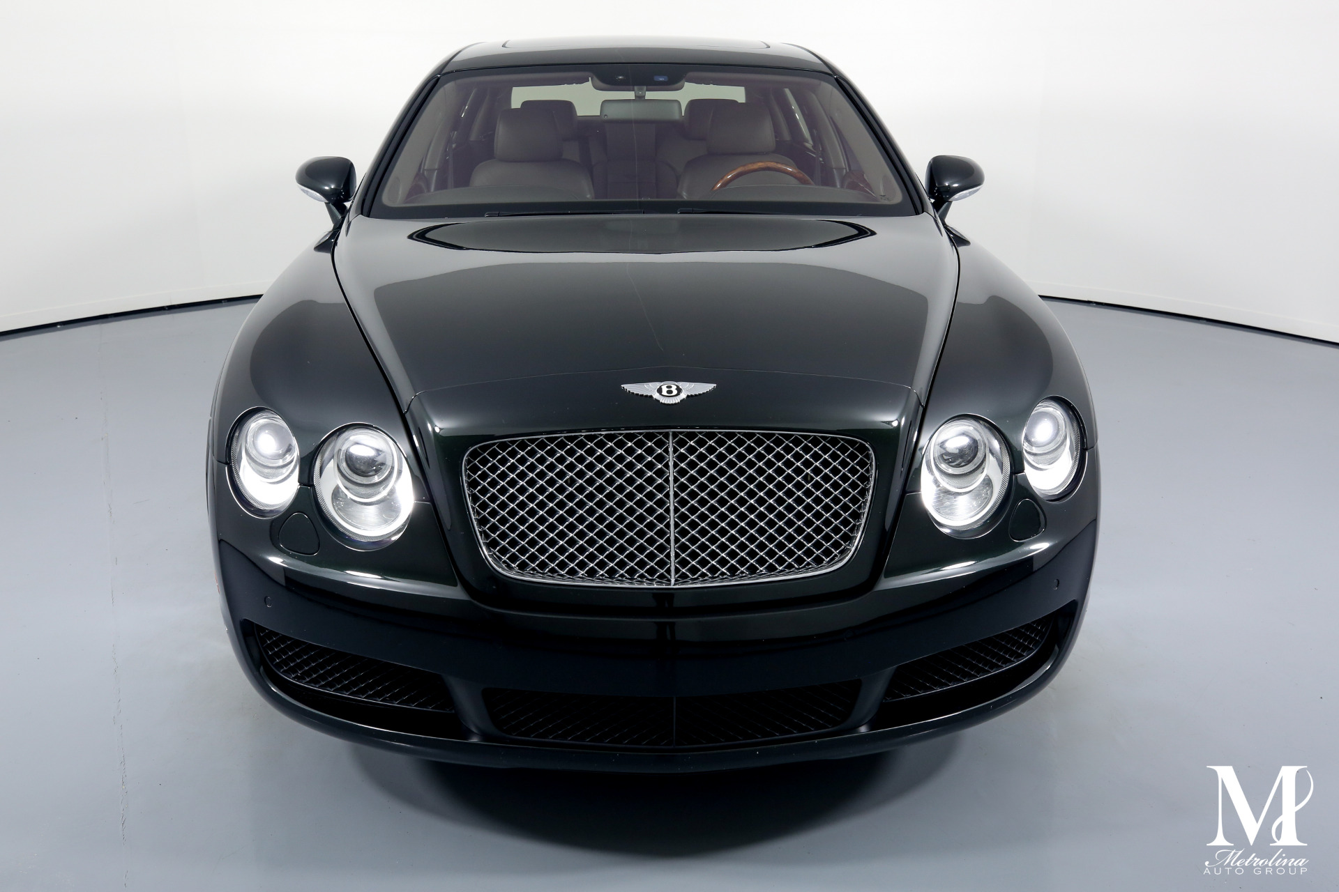Used 2006 Bentley Continental Flying Spur for sale $37,996 at Metrolina Auto Group in Charlotte NC 28217 - 3