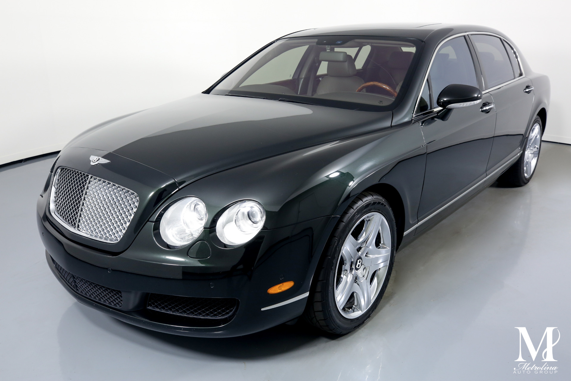 Used 2006 Bentley Continental Flying Spur for sale $37,996 at Metrolina Auto Group in Charlotte NC 28217 - 4