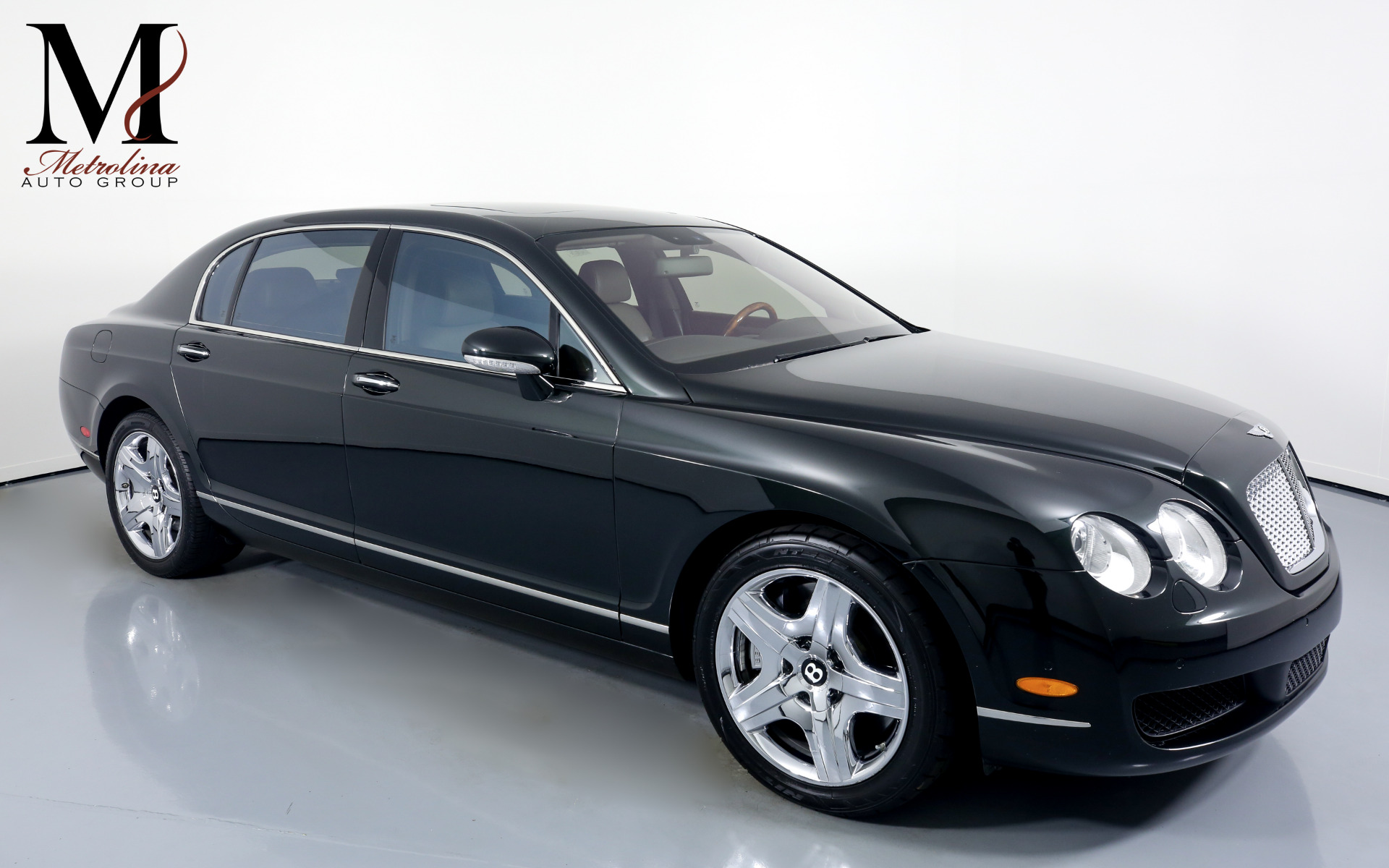 Used 2006 Bentley Continental Flying Spur for sale $37,996 at Metrolina Auto Group in Charlotte NC 28217 - 1