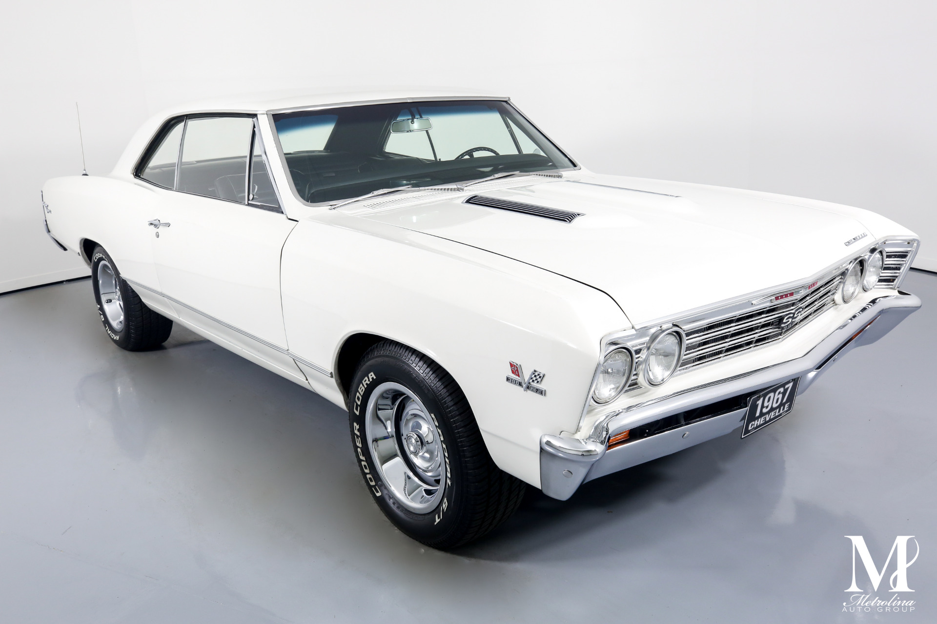 Used 1967 CHEVROLET SUPERSPORT 396 for sale $69,996 at Metrolina Auto Group in Charlotte NC 28217 - 2