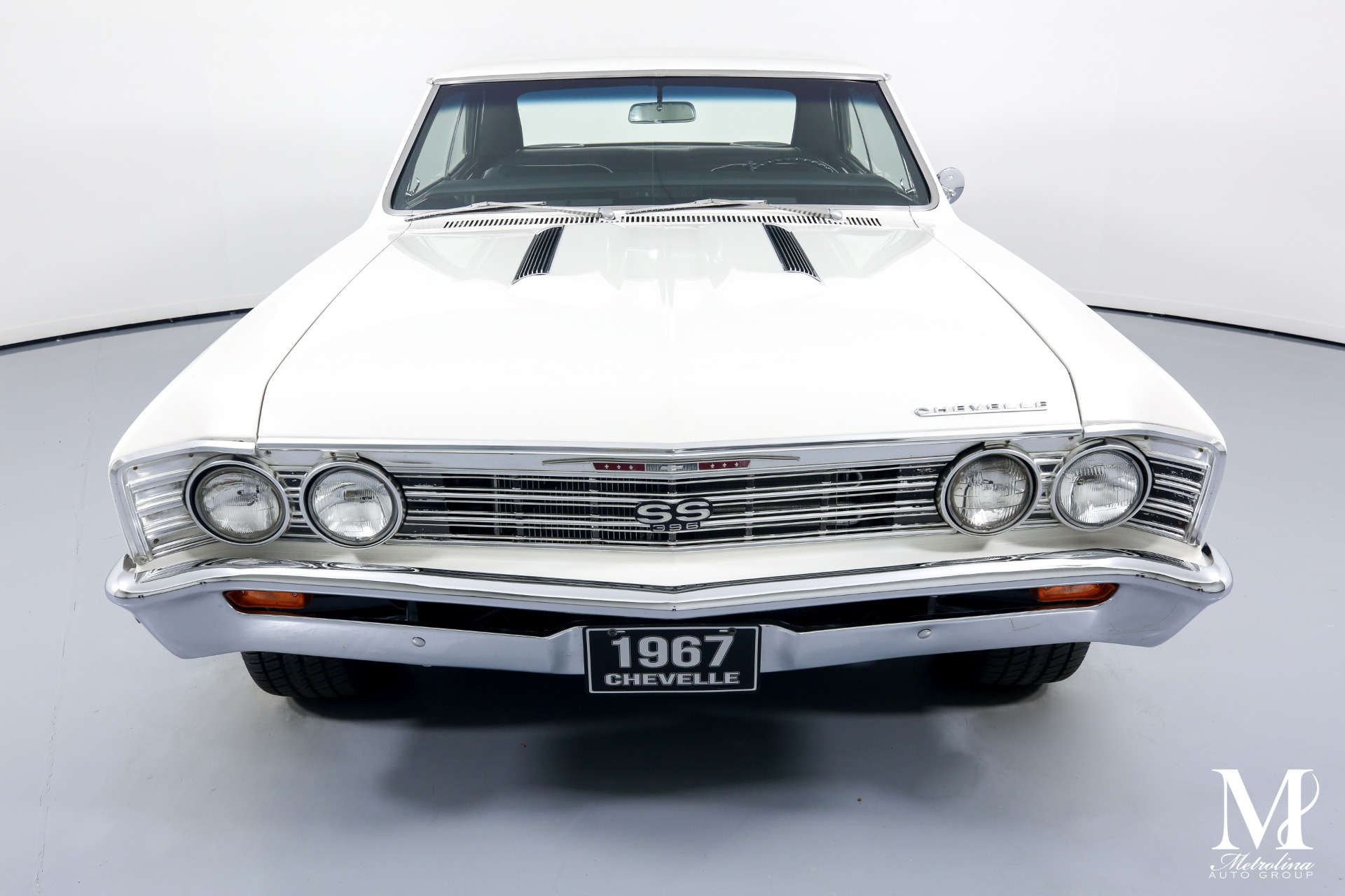 Used 1967 CHEVROLET SUPERSPORT 396 for sale $69,996 at Metrolina Auto Group in Charlotte NC 28217 - 3