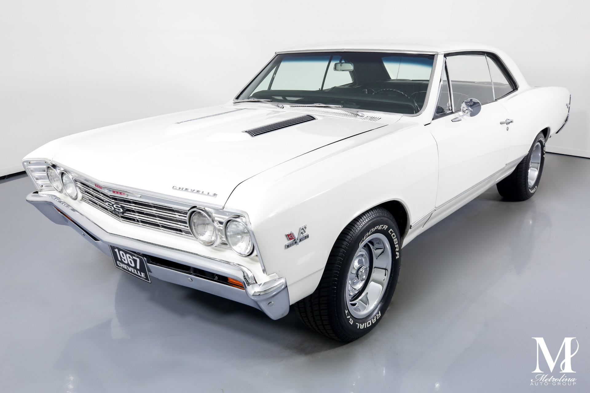 Used 1967 CHEVROLET SUPERSPORT 396 for sale $69,996 at Metrolina Auto Group in Charlotte NC 28217 - 4