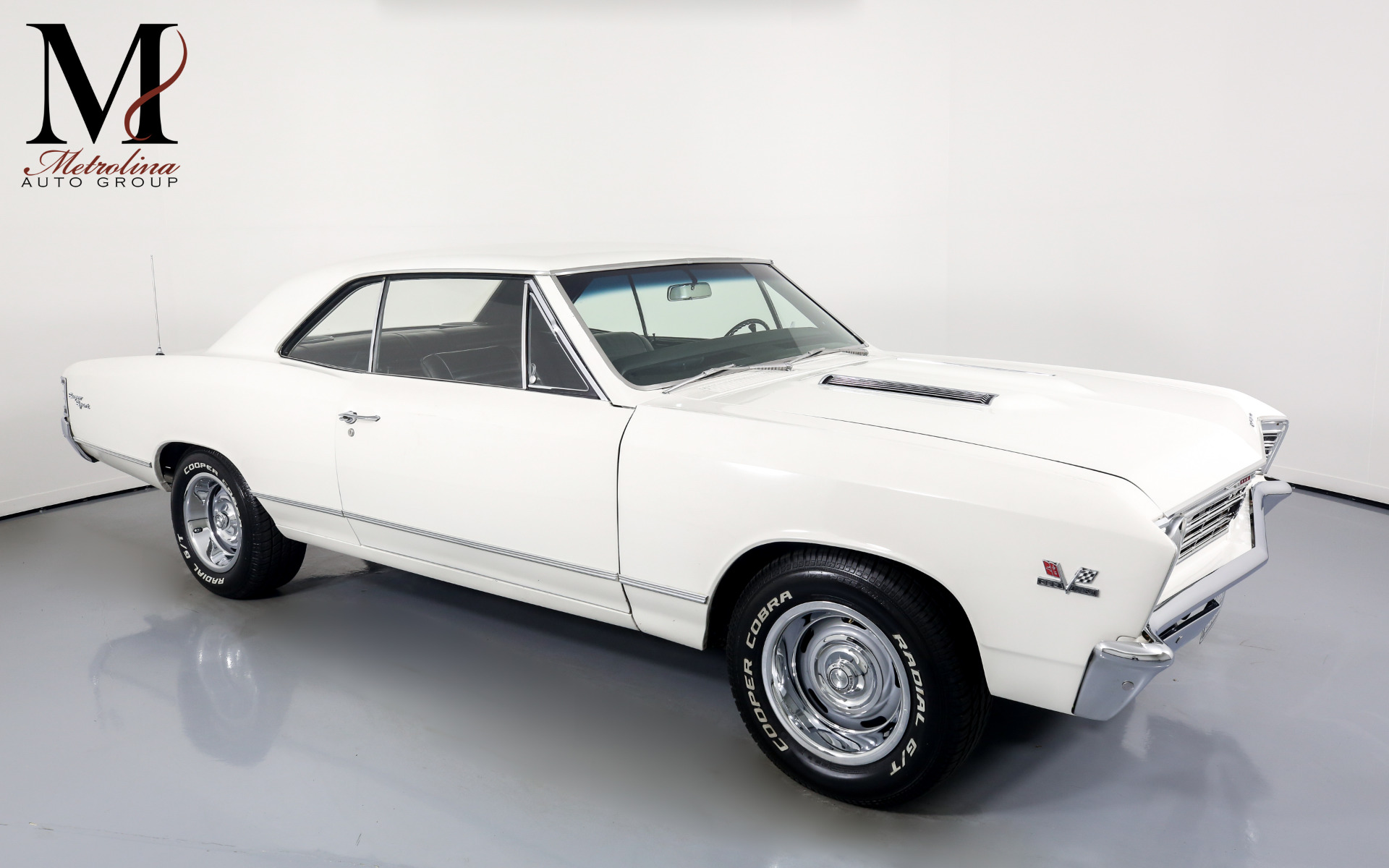Used 1967 CHEVROLET SUPERSPORT 396 for sale $69,996 at Metrolina Auto Group in Charlotte NC 28217 - 1