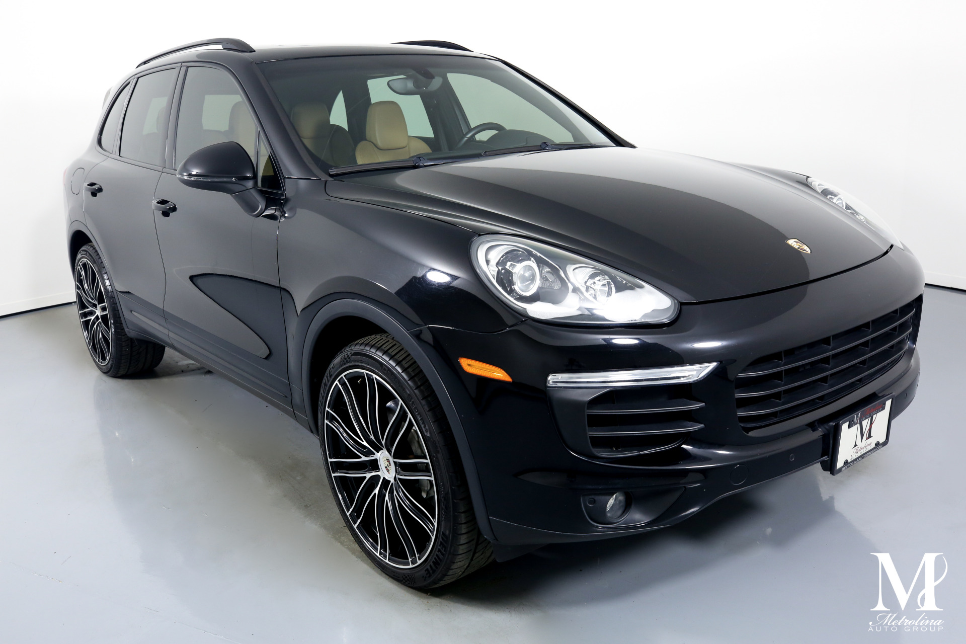 Used 2016 Porsche Cayenne for sale Sold at Metrolina Auto Group in Charlotte NC 28217 - 2