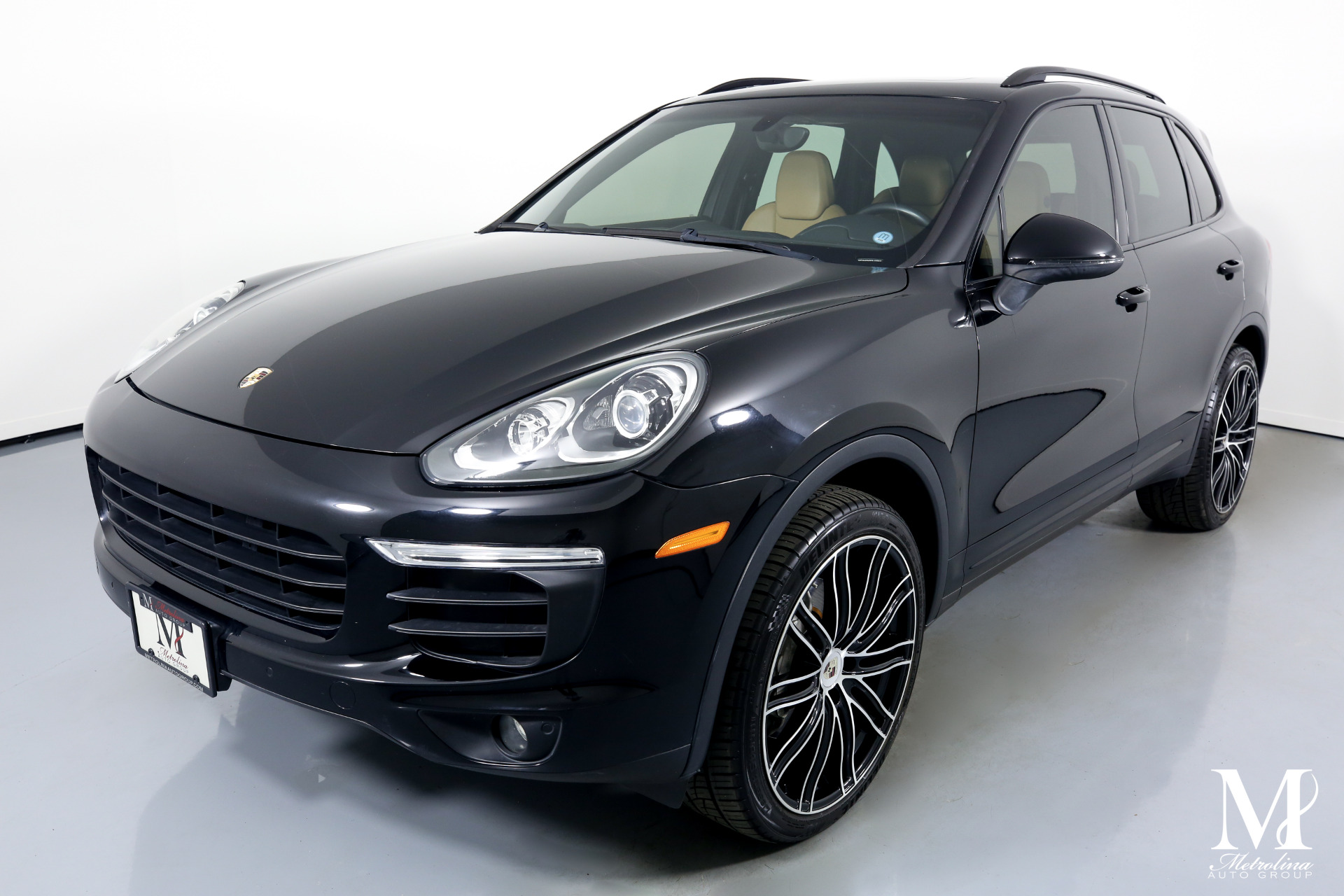 Used 2016 Porsche Cayenne for sale Sold at Metrolina Auto Group in Charlotte NC 28217 - 4
