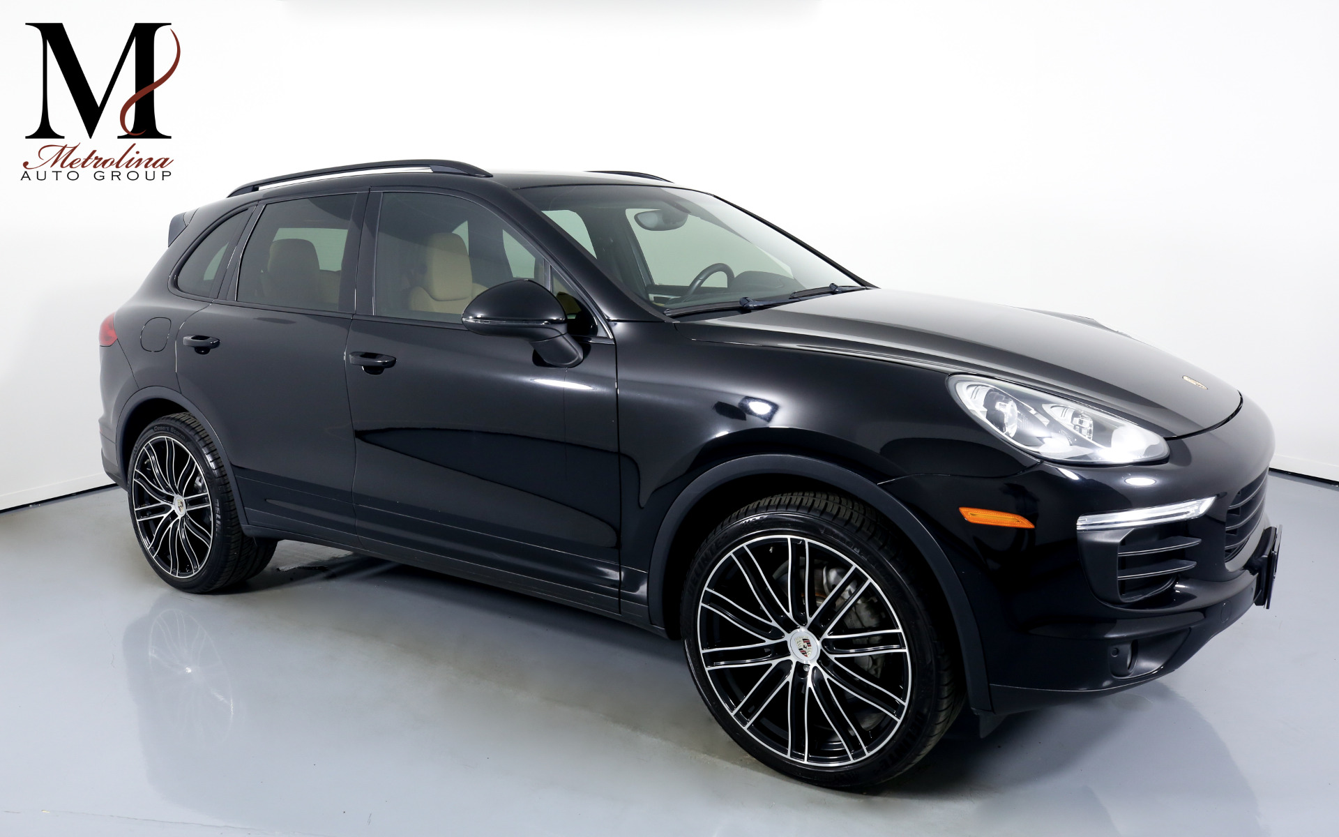 Used 2016 Porsche Cayenne for sale Sold at Metrolina Auto Group in Charlotte NC 28217 - 1