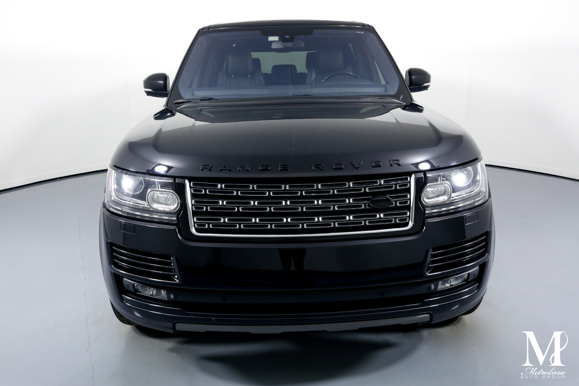Used 2015 Land Rover Range Rover Supercharged LWB for sale $59,996 at Metrolina Auto Group in Charlotte NC 28217 - 3