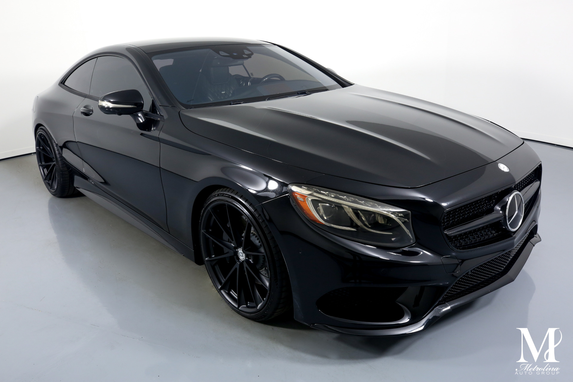 Used 2016 Mercedes-Benz S-Class S 550 4MATIC for sale $67,456 at Metrolina Auto Group in Charlotte NC 28217 - 2