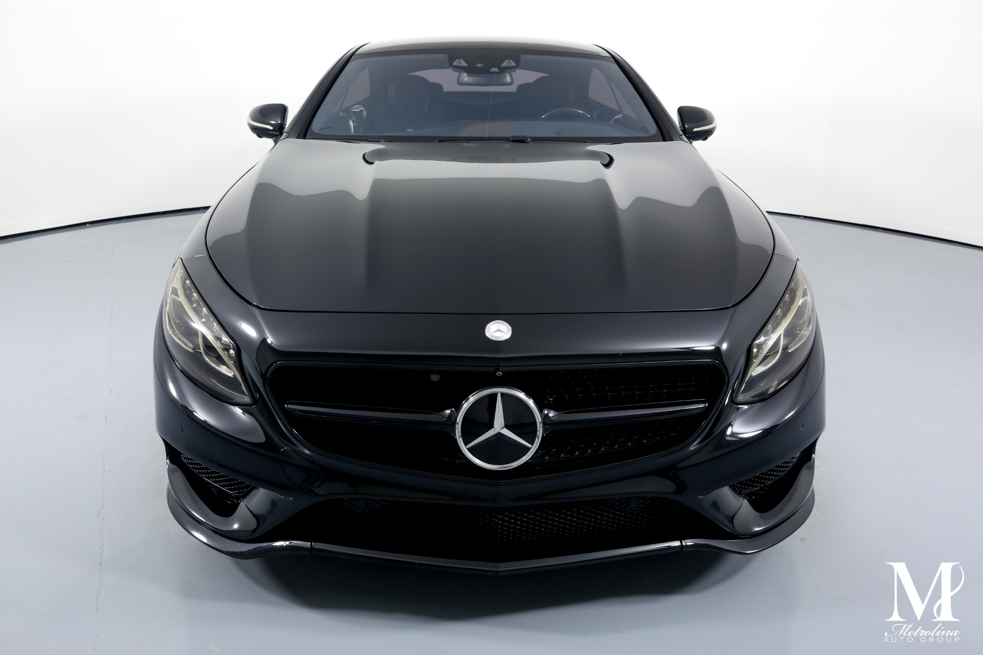 Used 2016 Mercedes-Benz S-Class S 550 4MATIC for sale $67,456 at Metrolina Auto Group in Charlotte NC 28217 - 3