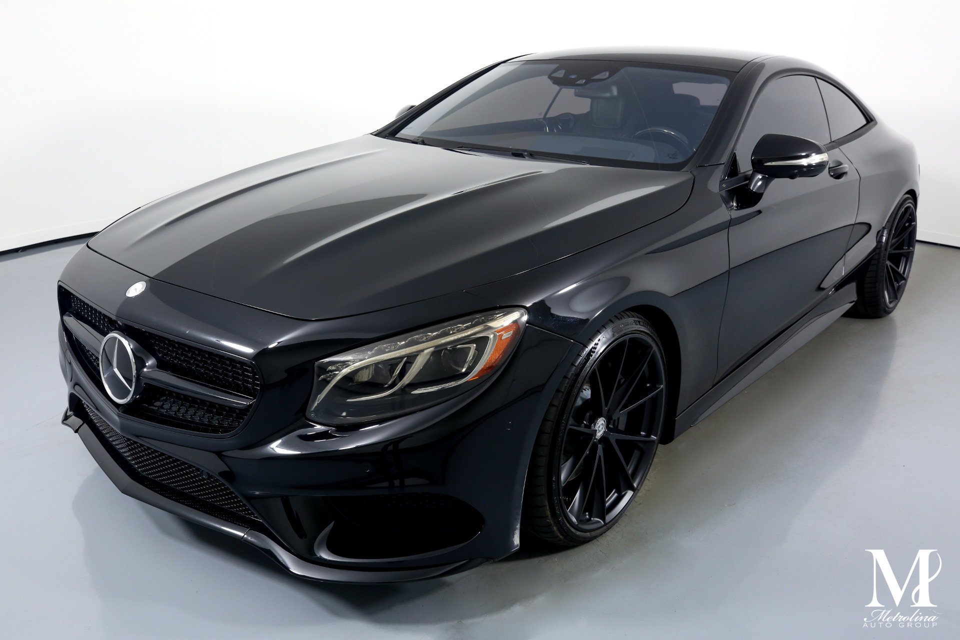 Used 2016 Mercedes-Benz S-Class S 550 4MATIC for sale $67,456 at Metrolina Auto Group in Charlotte NC 28217 - 4