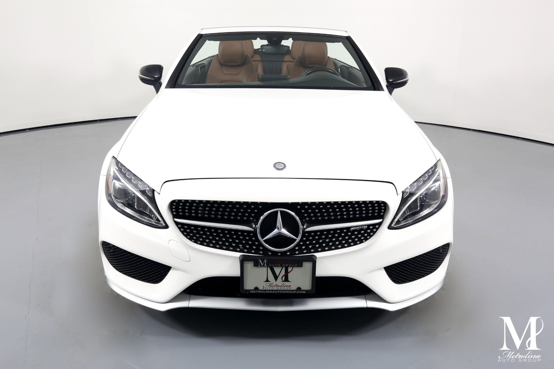 Used 2017 Mercedes-Benz C-Class AMG C 43 for sale $59,996 at Metrolina Auto Group in Charlotte NC 28217 - 4