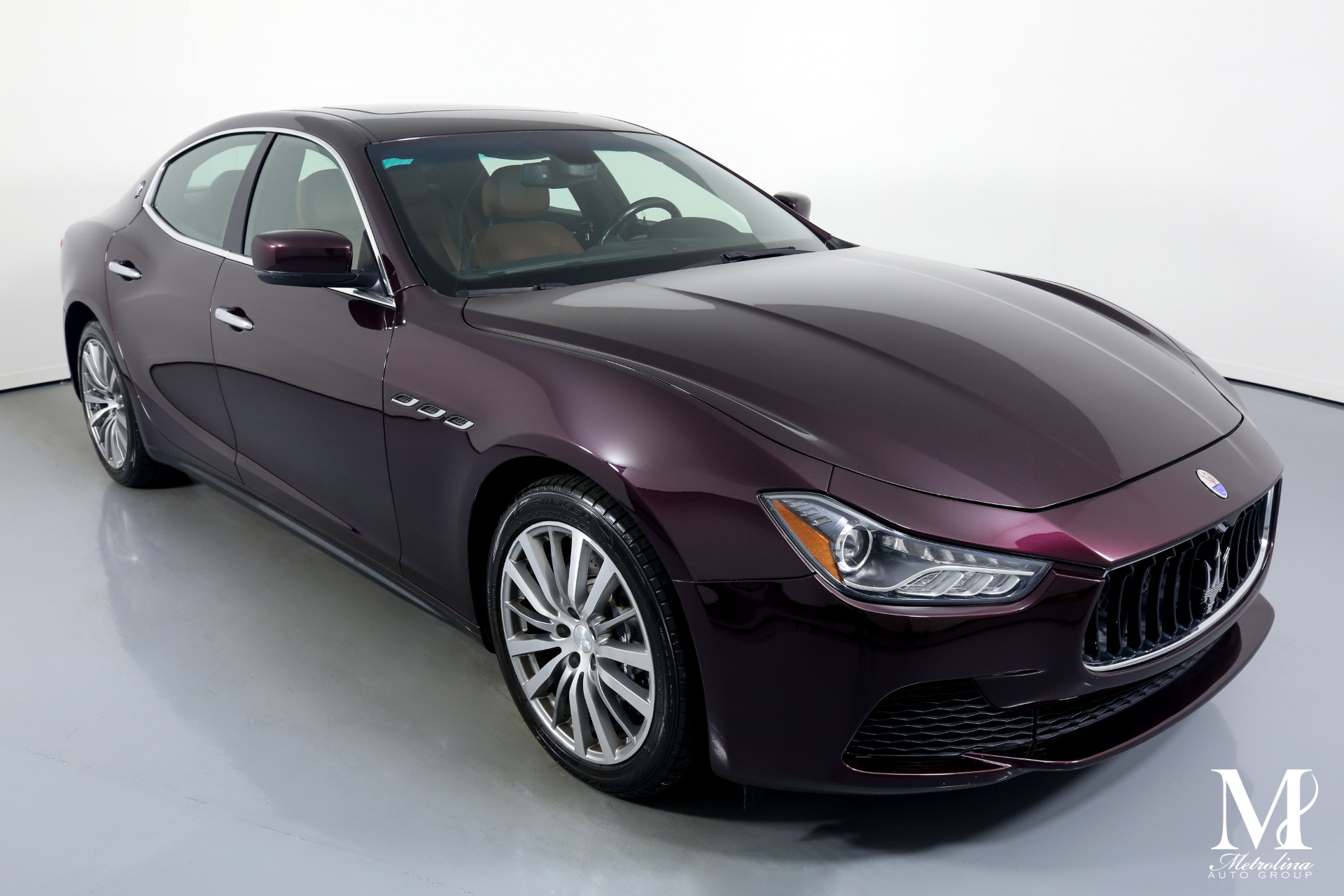 Used 2015 Maserati Ghibli S Q4 for sale Call for price at Metrolina Auto Group in Charlotte NC 28217 - 2