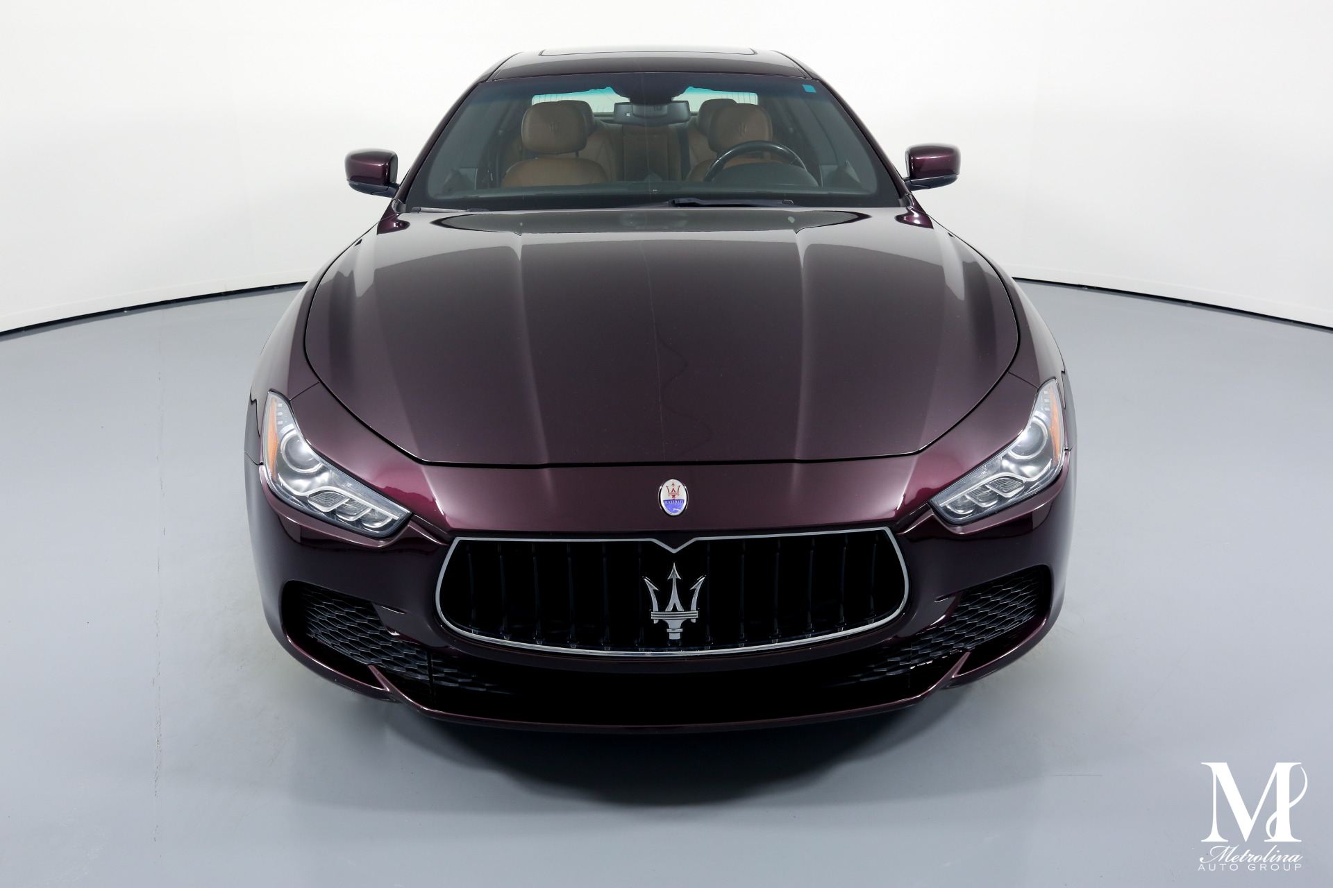 Used 2015 Maserati Ghibli S Q4 for sale Call for price at Metrolina Auto Group in Charlotte NC 28217 - 3
