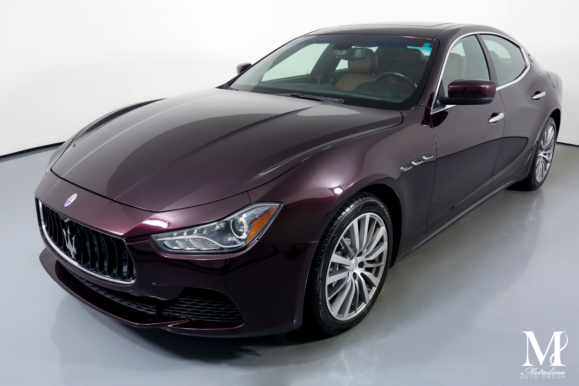 Used 2015 Maserati Ghibli S Q4 for sale Call for price at Metrolina Auto Group in Charlotte NC 28217 - 4