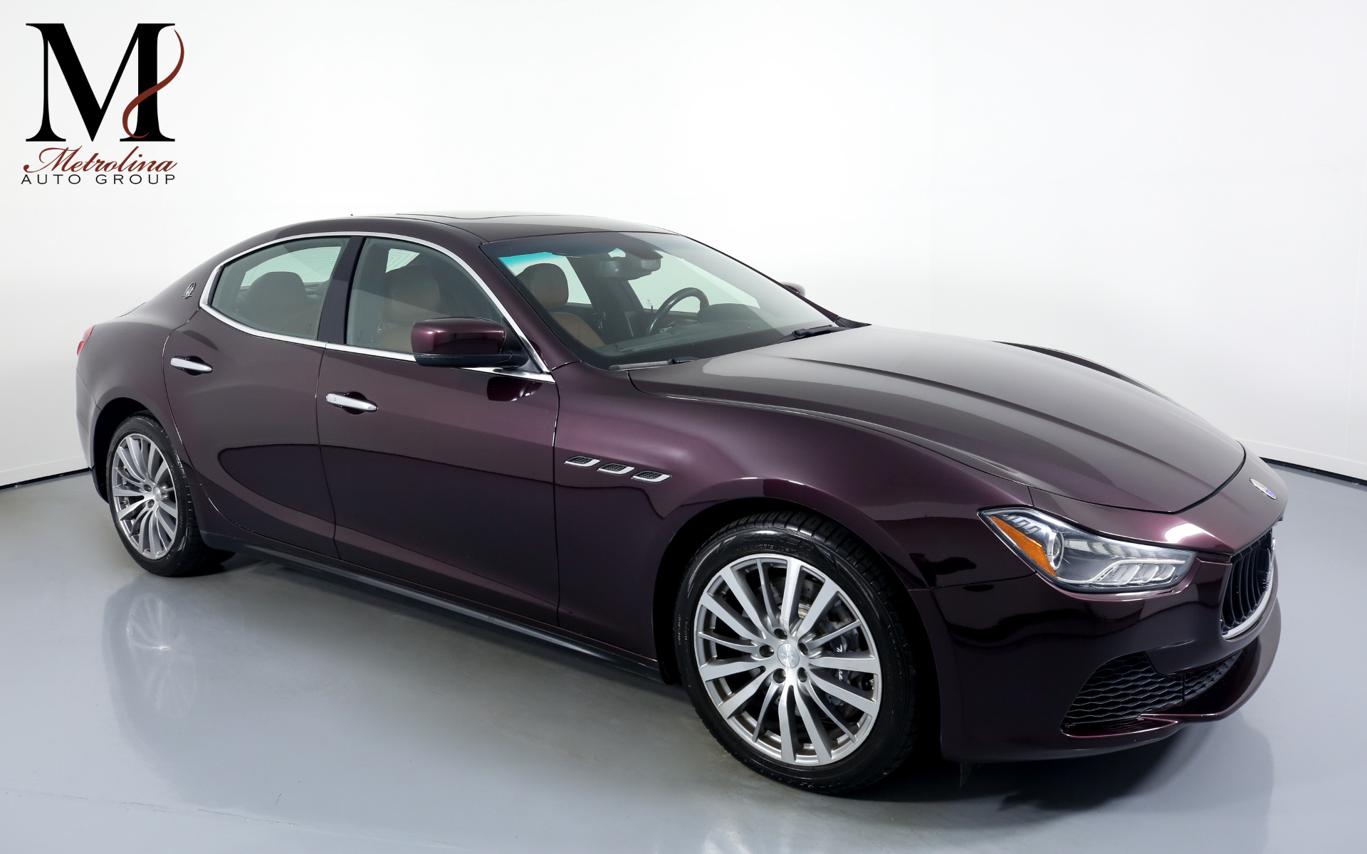 Used 2015 Maserati Ghibli S Q4 for sale Call for price at Metrolina Auto Group in Charlotte NC 28217 - 1