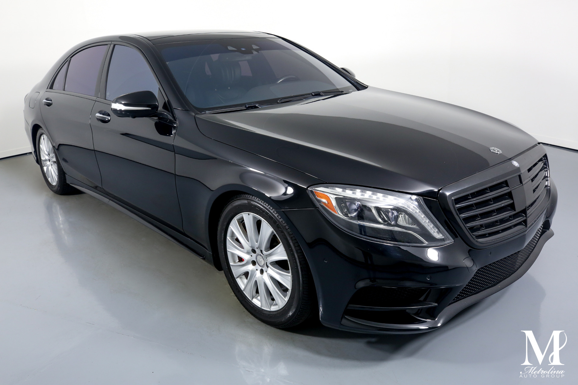 Used 2017 Mercedes-Benz S-Class S 550 for sale Sold at Metrolina Auto Group in Charlotte NC 28217 - 2