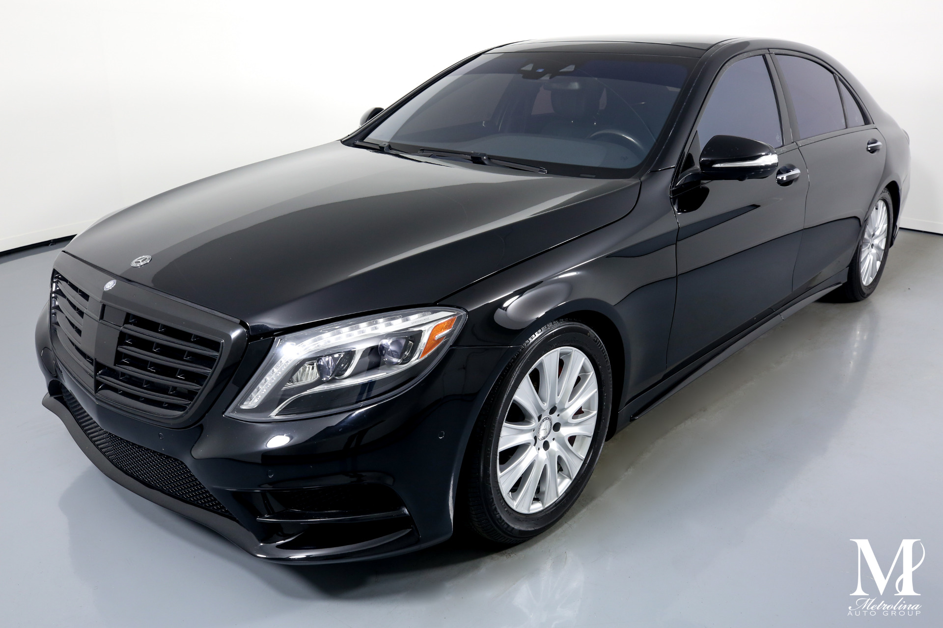 Used 2017 Mercedes-Benz S-Class S 550 for sale Sold at Metrolina Auto Group in Charlotte NC 28217 - 4