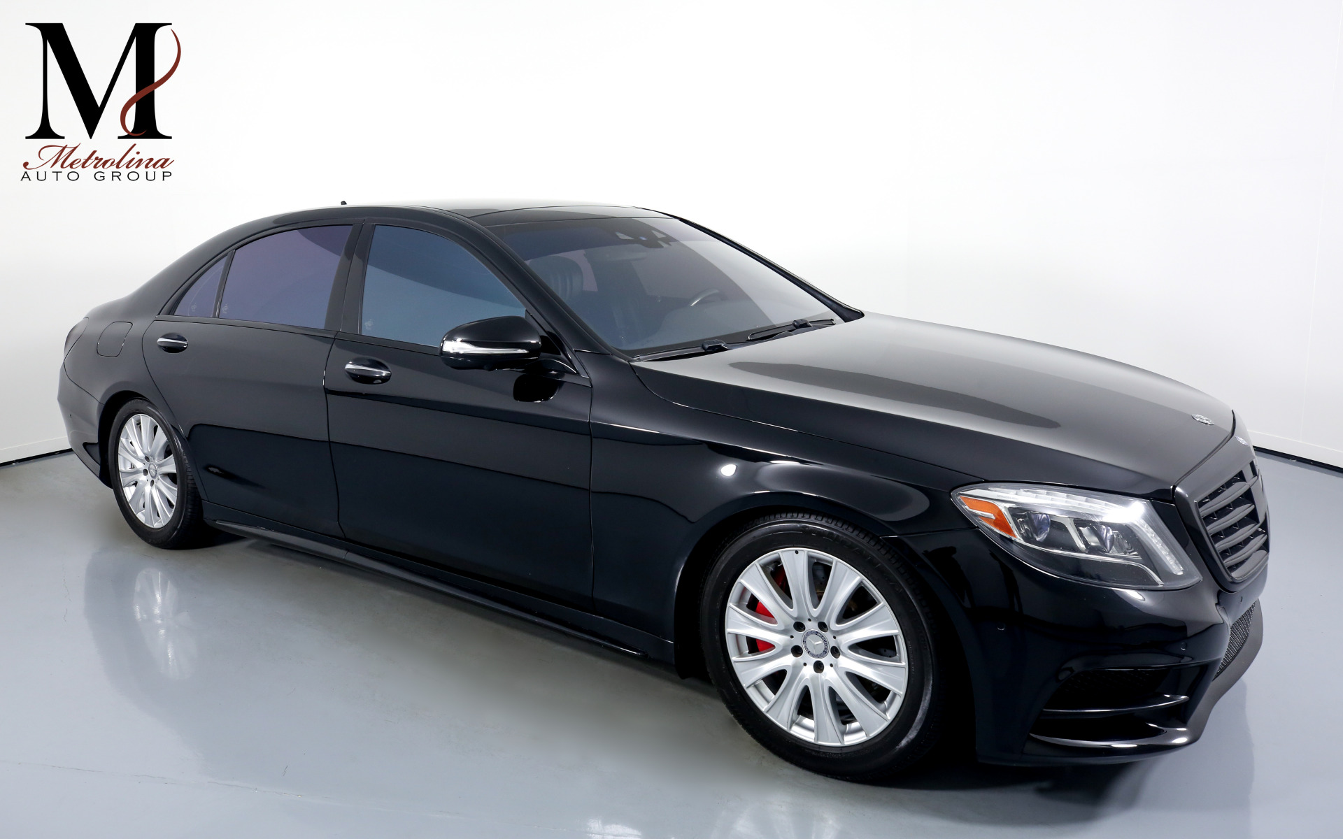 Used 2017 Mercedes-Benz S-Class S 550 for sale Sold at Metrolina Auto Group in Charlotte NC 28217 - 1