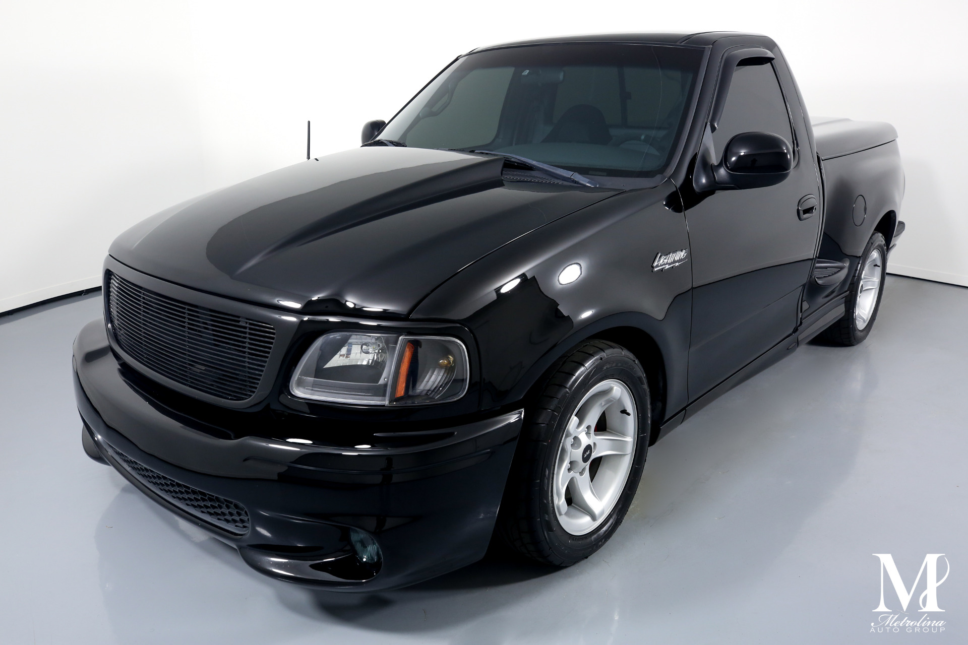 Used 2000 Ford F-150 SVT Lightning for sale $39,996 at Metrolina Auto Group in Charlotte NC 28217 - 4