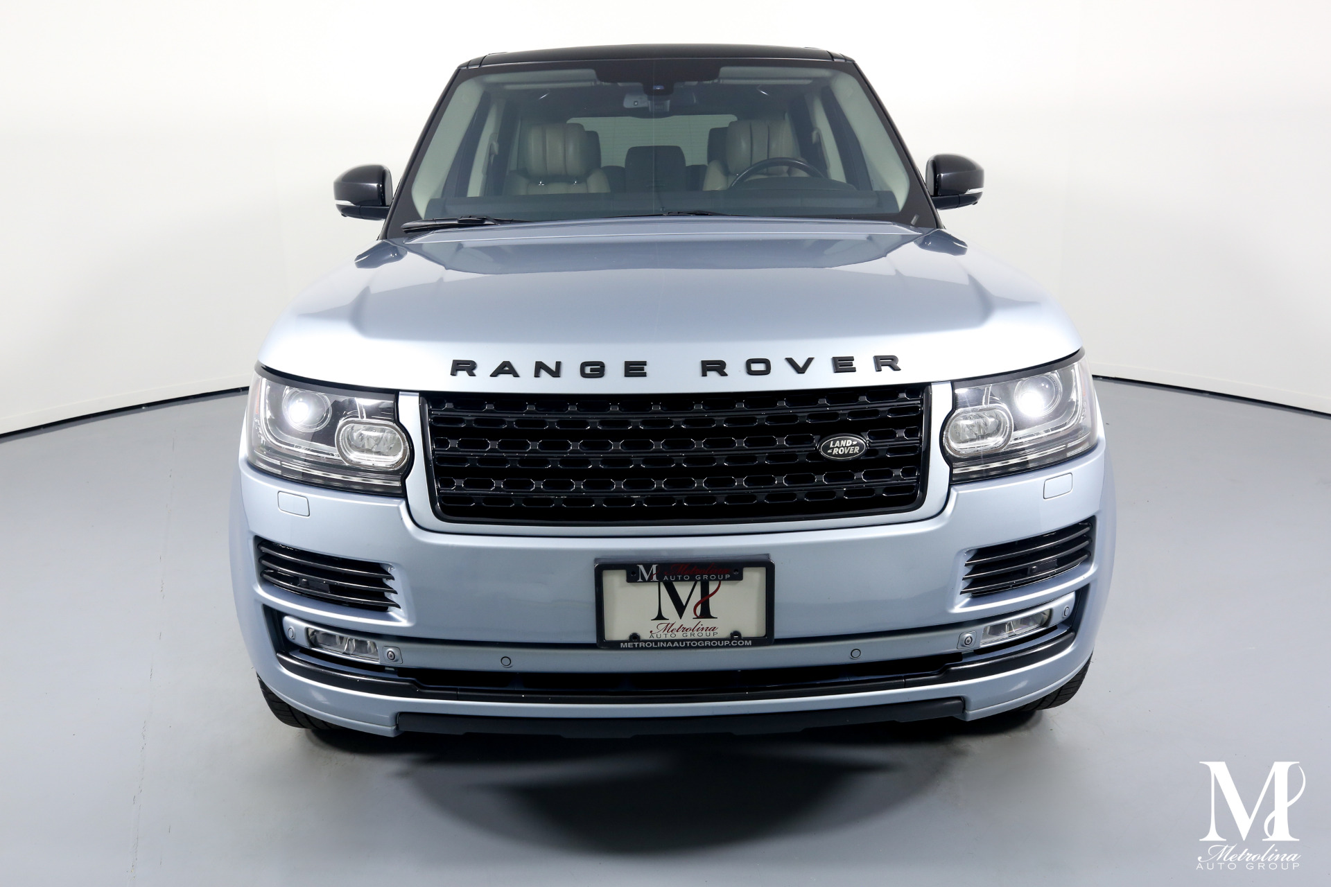 Used 2014 Land Rover Range Rover Autobiography for sale $53,996 at Metrolina Auto Group in Charlotte NC 28217 - 3